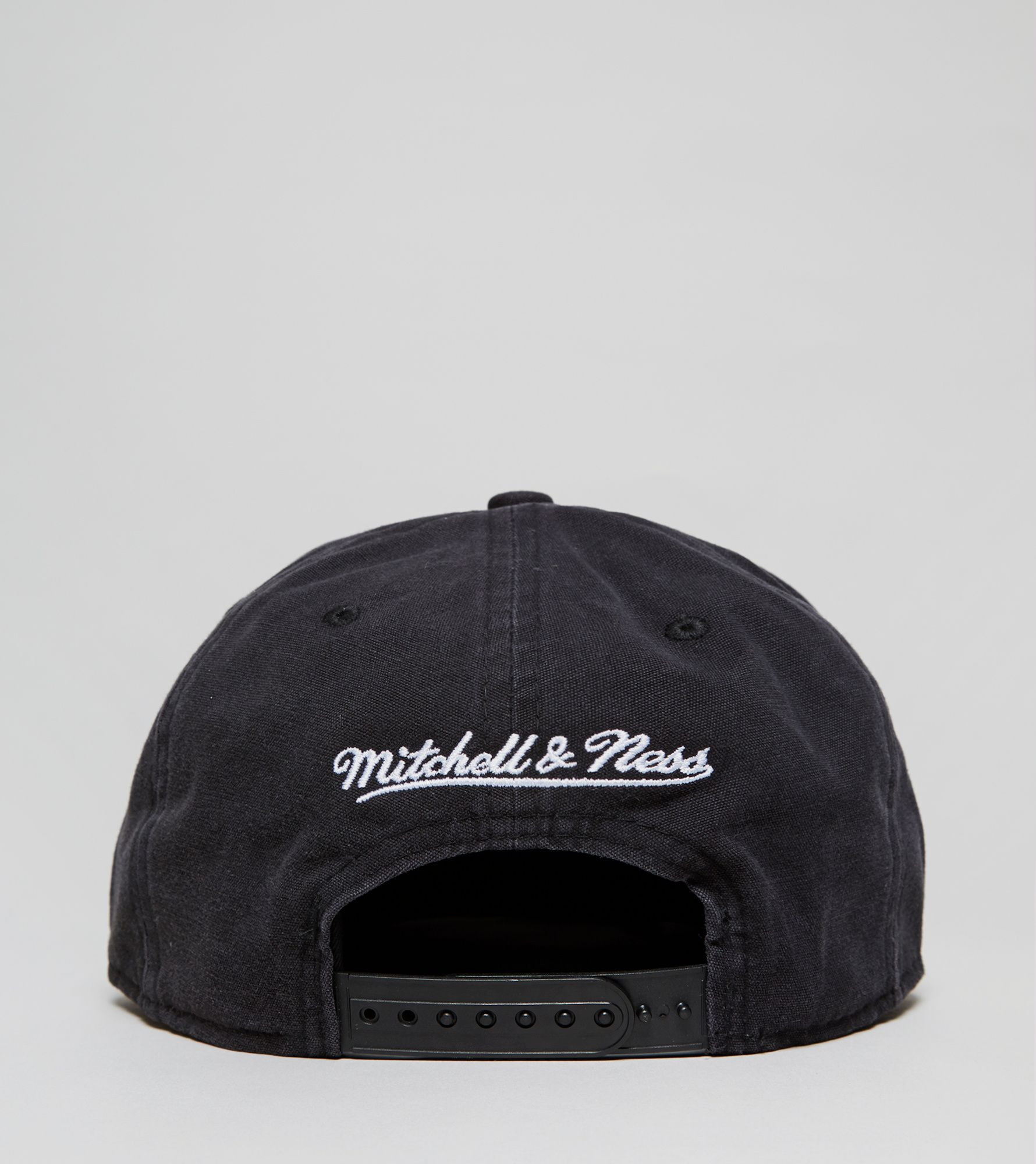 Mitchell & Ness Washed Canvas Snapback Cap