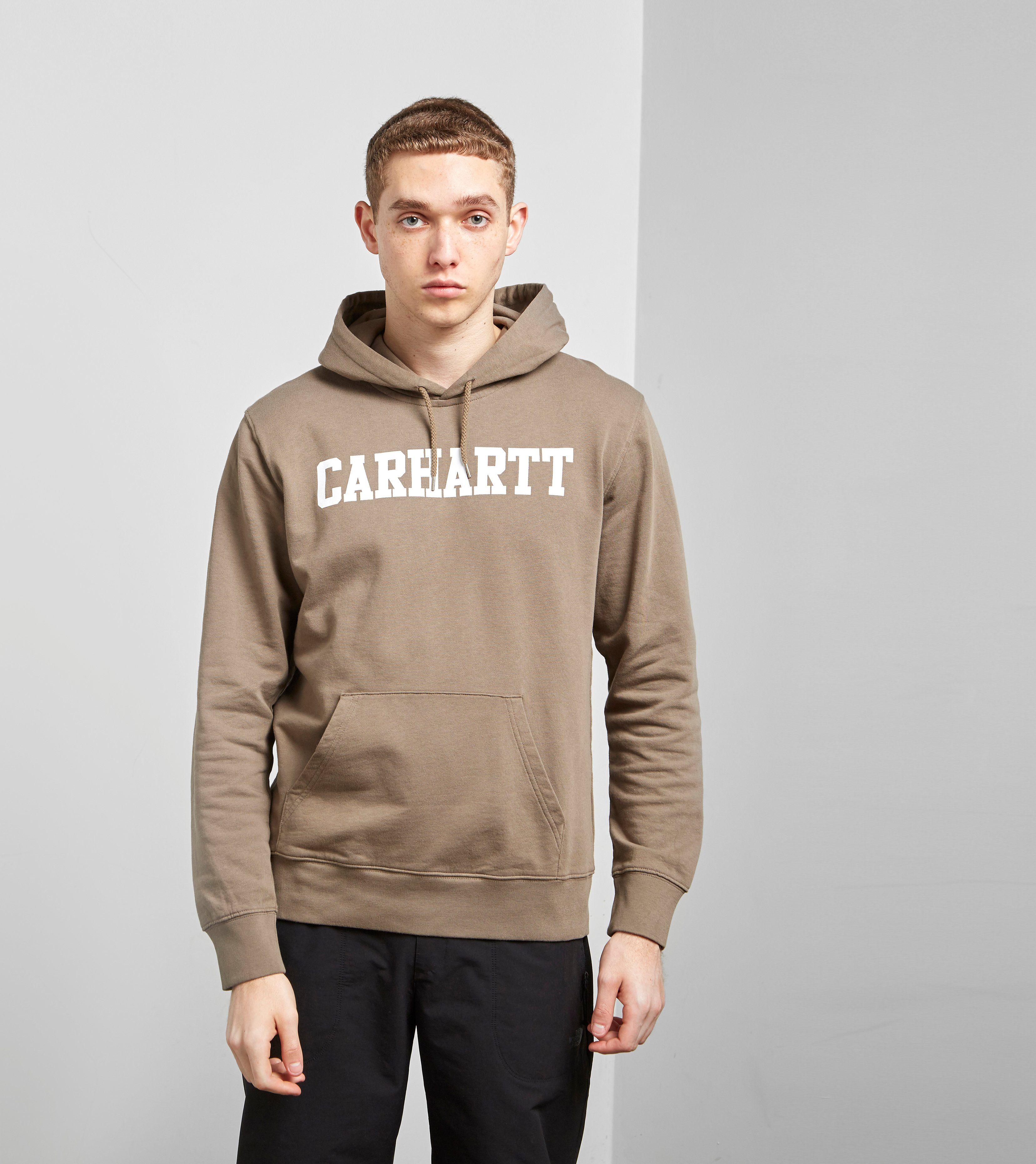 Carhartt WIP College Hoody size? Exclusive