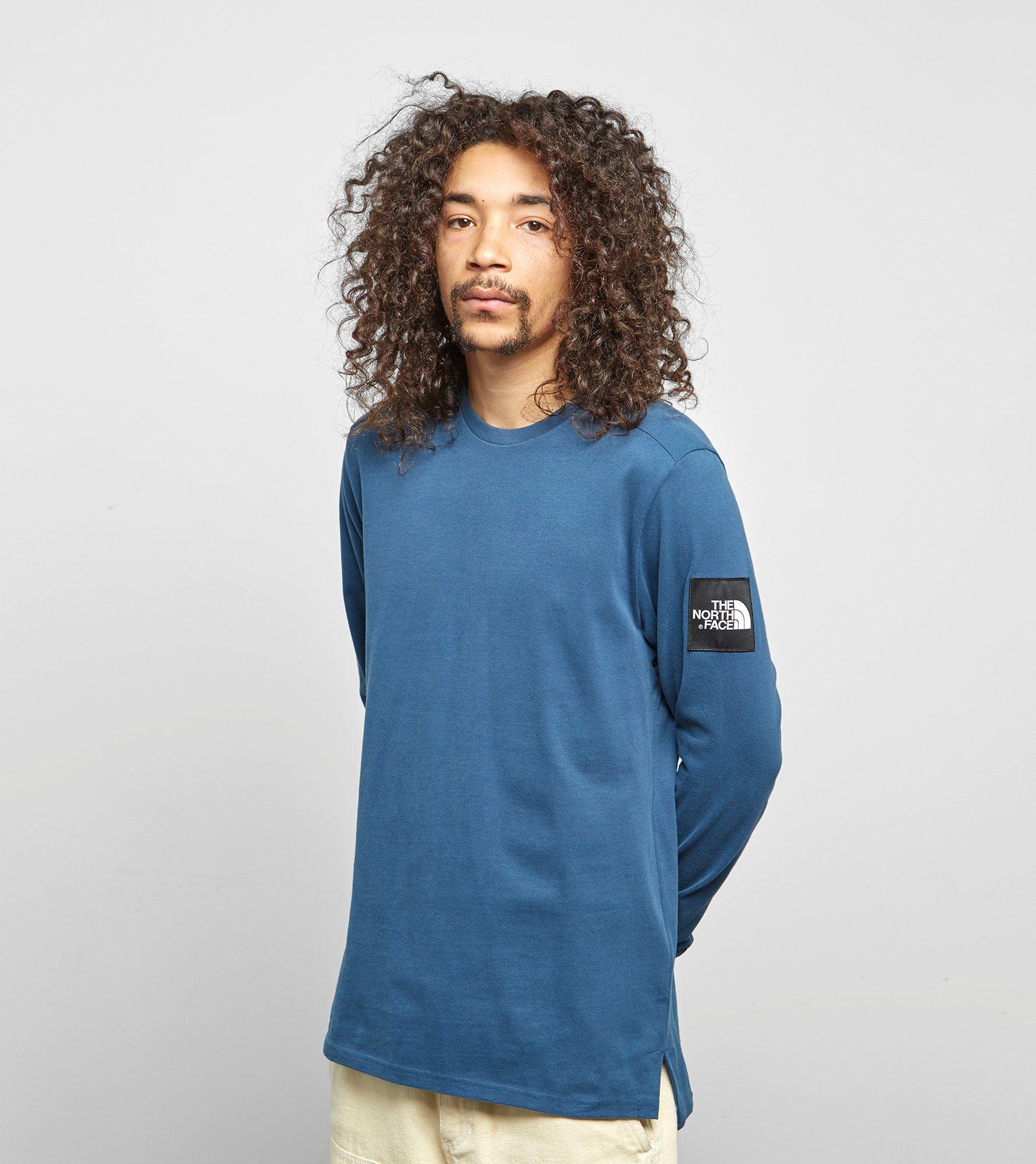 The North Face Långärmad Fine 2 T-skjorta