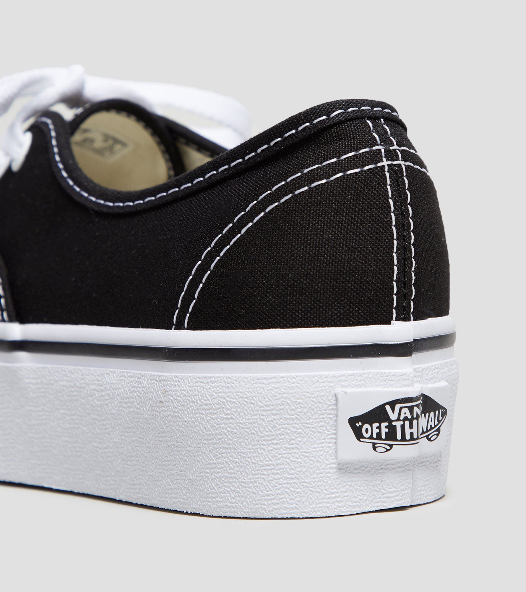 Vans Authetic Platform Dames