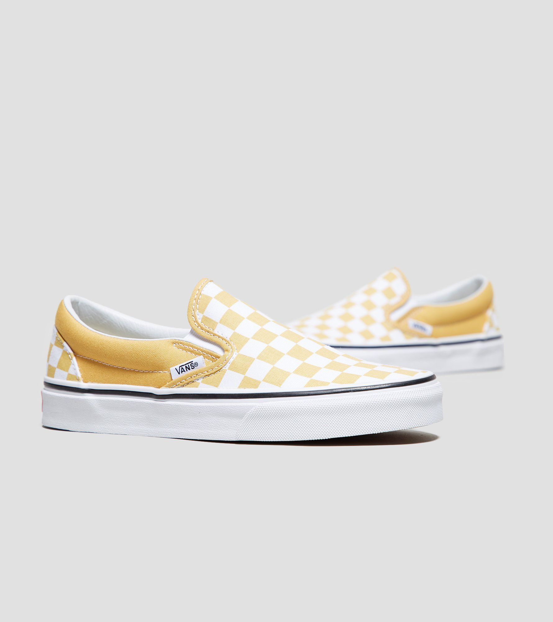 Vans Slip On Checkboard Women's