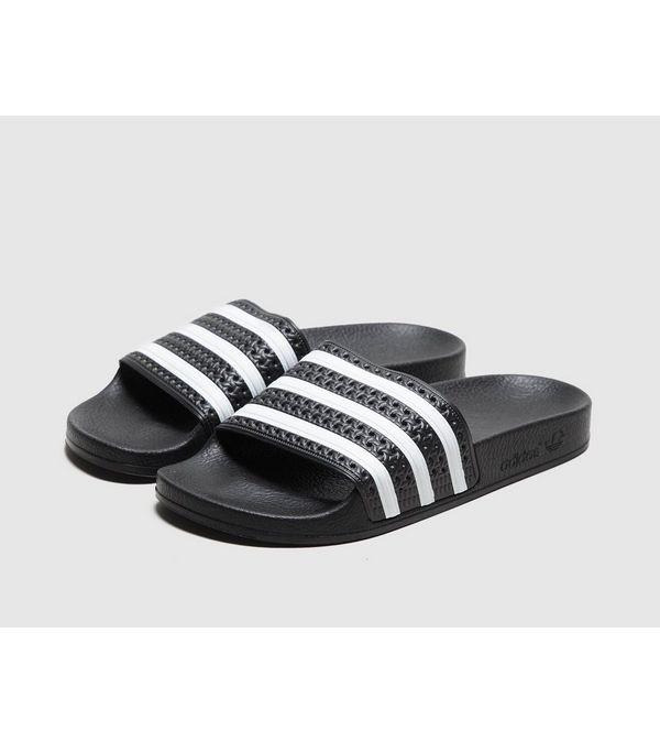 sale retailer da84a c80a8 adidas Originals Sandales Adilette Femme