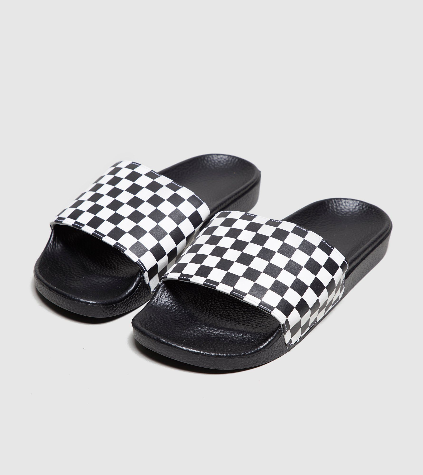 Vans Checkerboard Slide-On Sandaler