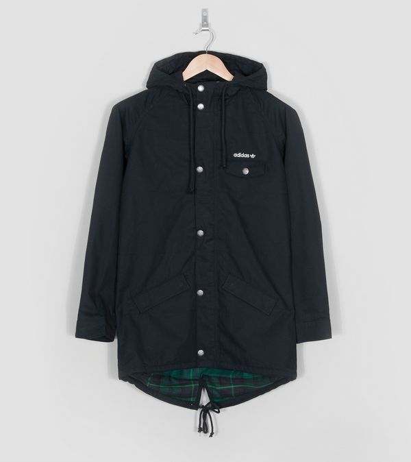 adidas Originals Padded Fishtail Parka | Size?