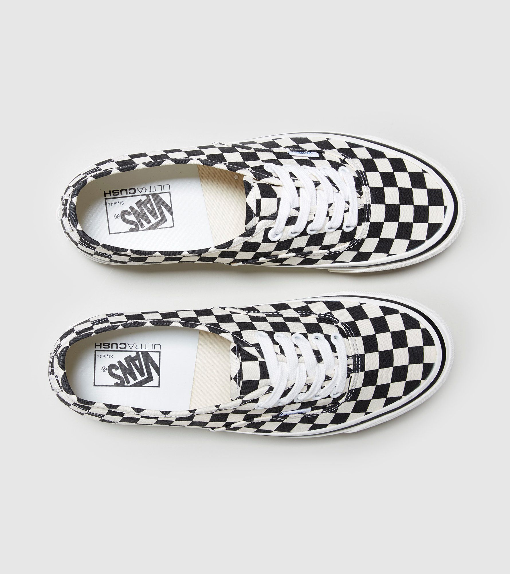 Vans Anaheim Authentic Checkerboard