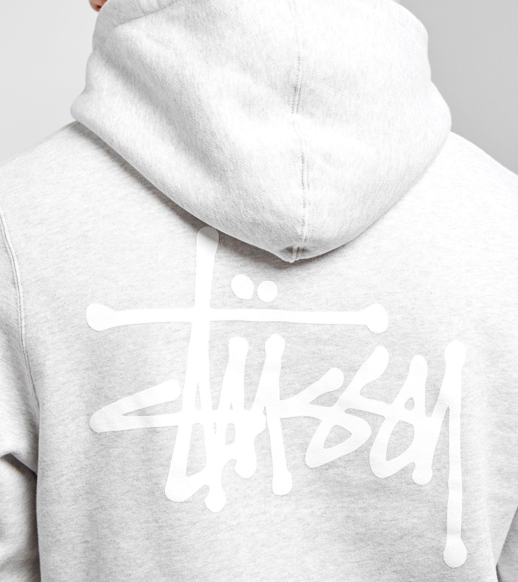 Stussy Basic Logo Hoody