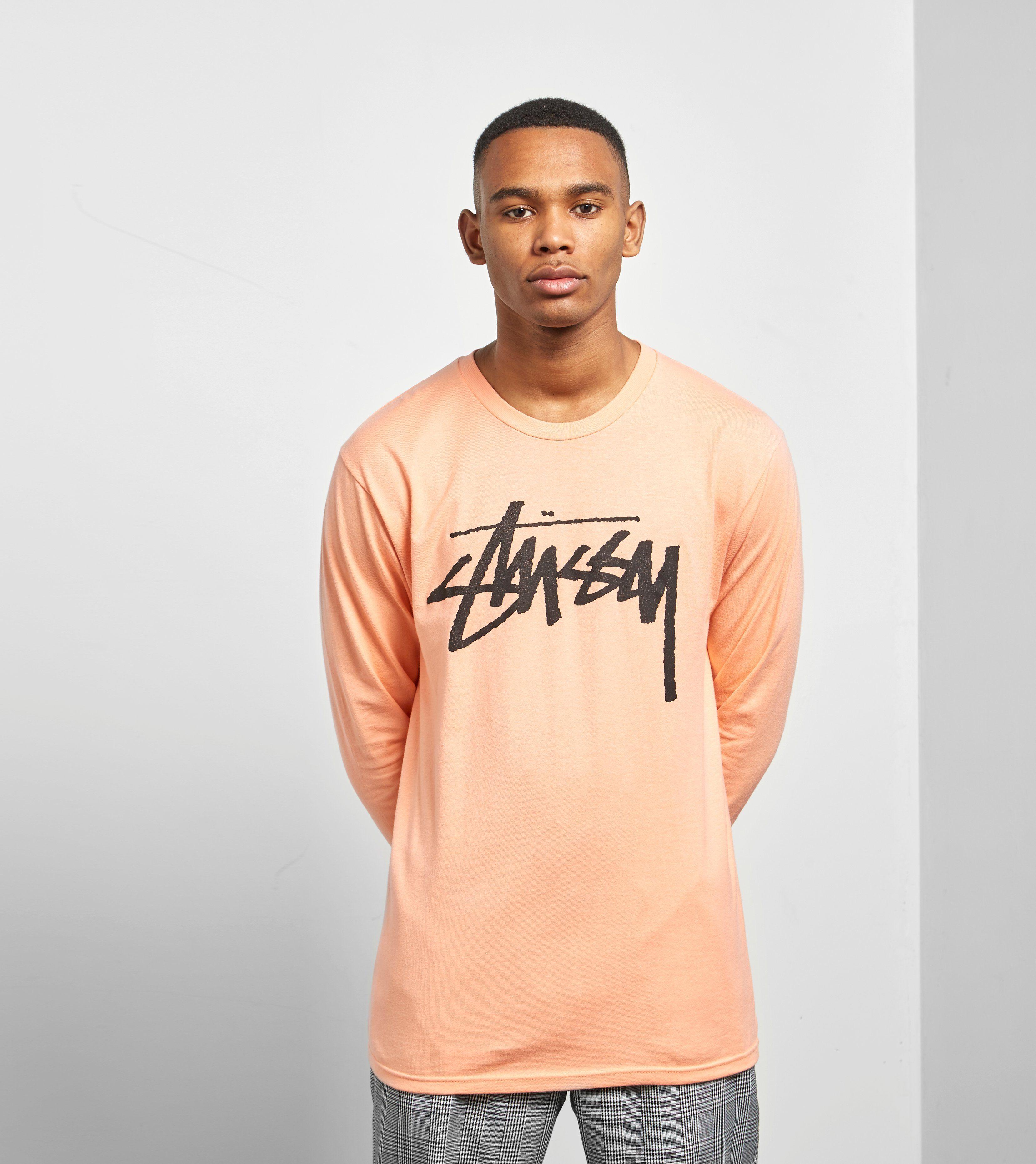 Stussy Old Stock Långärmad T-skjorta