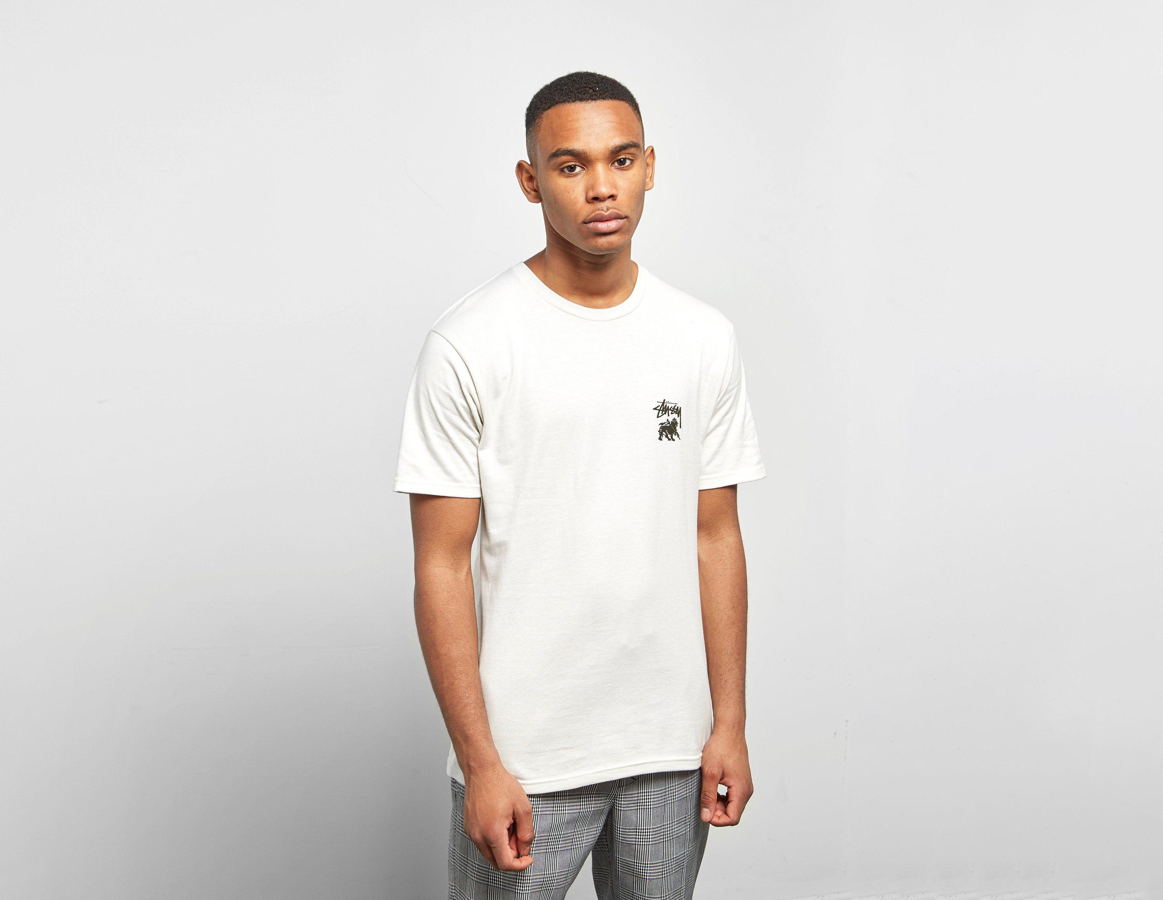 Stussy Lion Shield T-Shirt