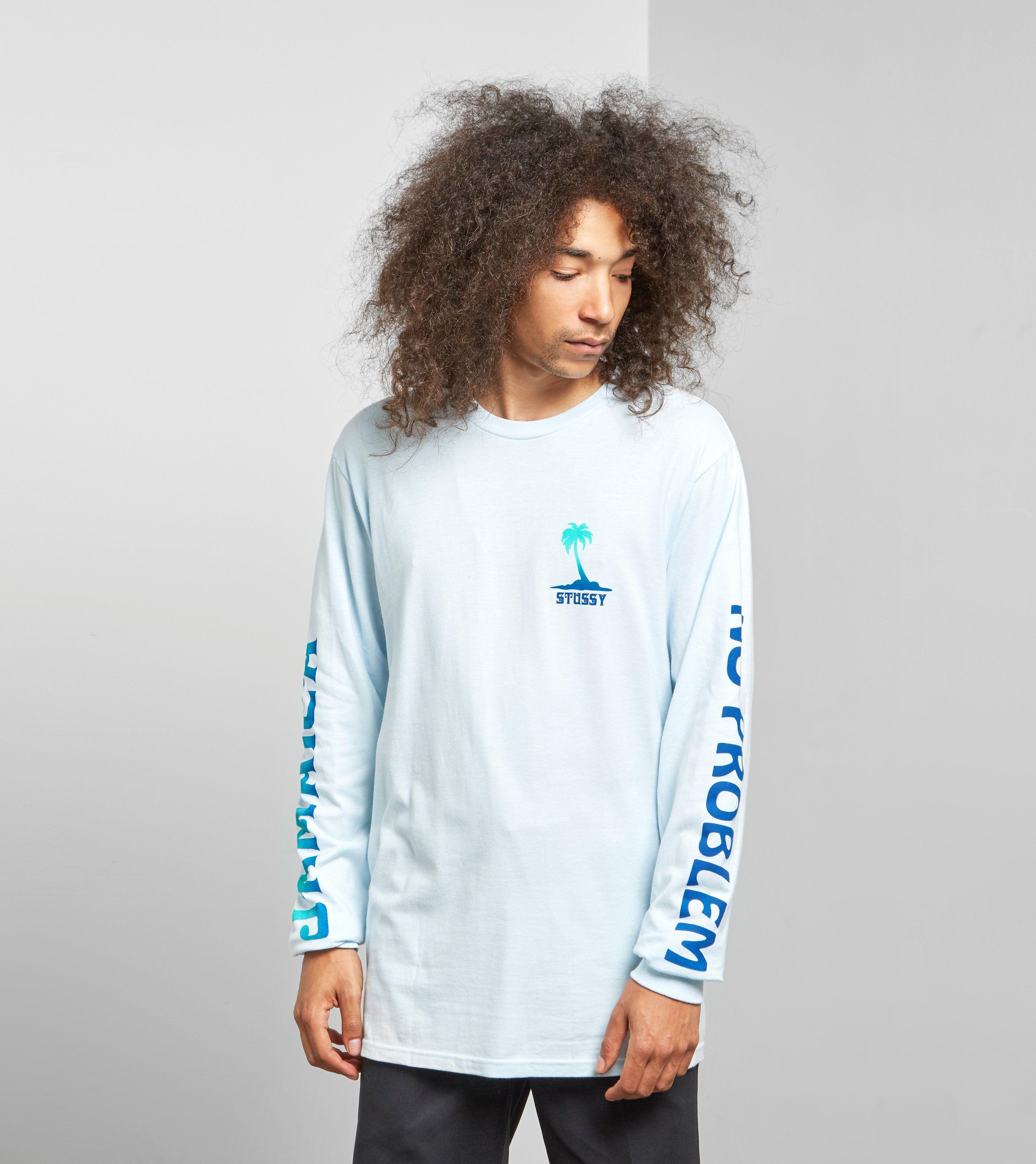 Stussy Jamaica Long Sleeved T-Shirt