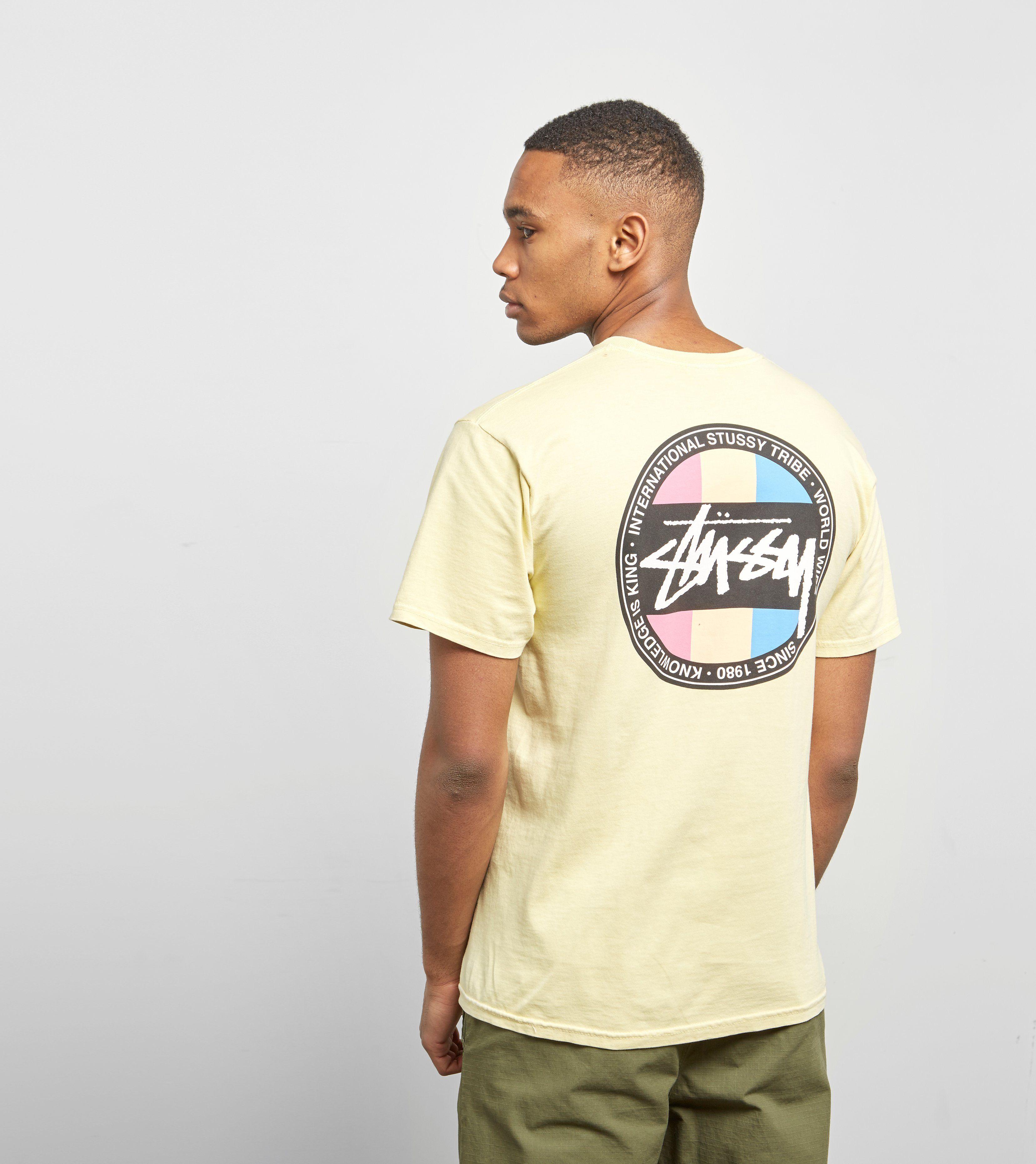 Stussy Surfman Dot T-Shirt