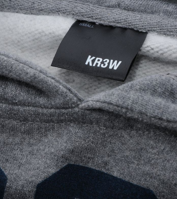 KR3W Protect Your Neck Hoody
