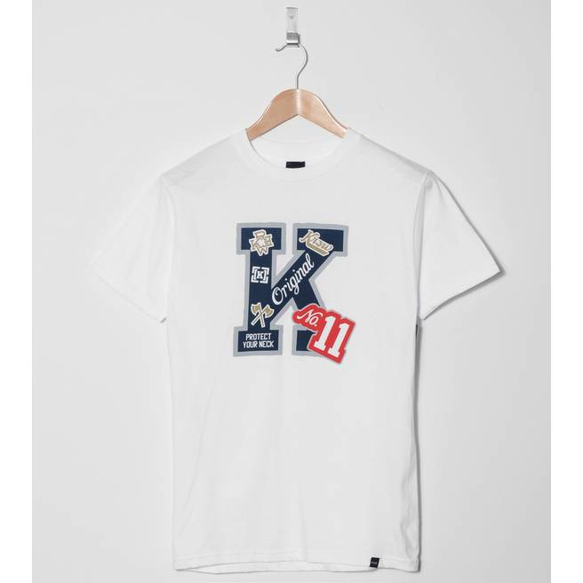 KR3W Letterman T-Shirt