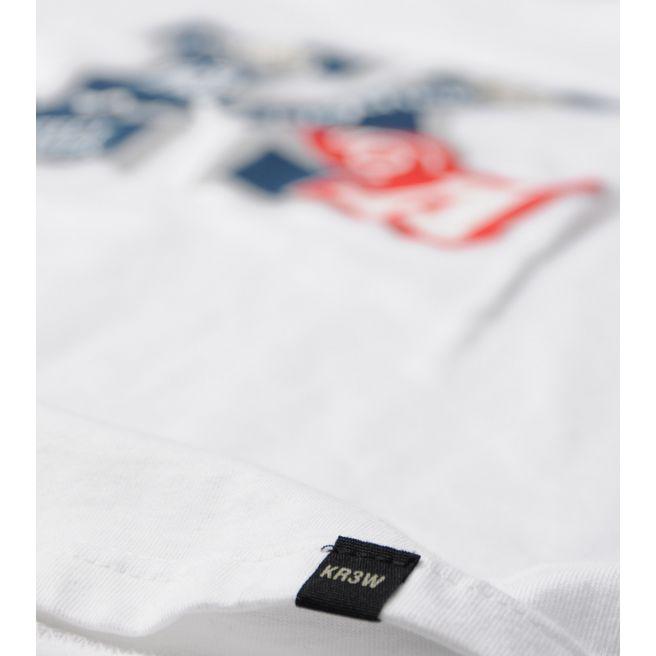 KR3W Letterman T-Shirt
