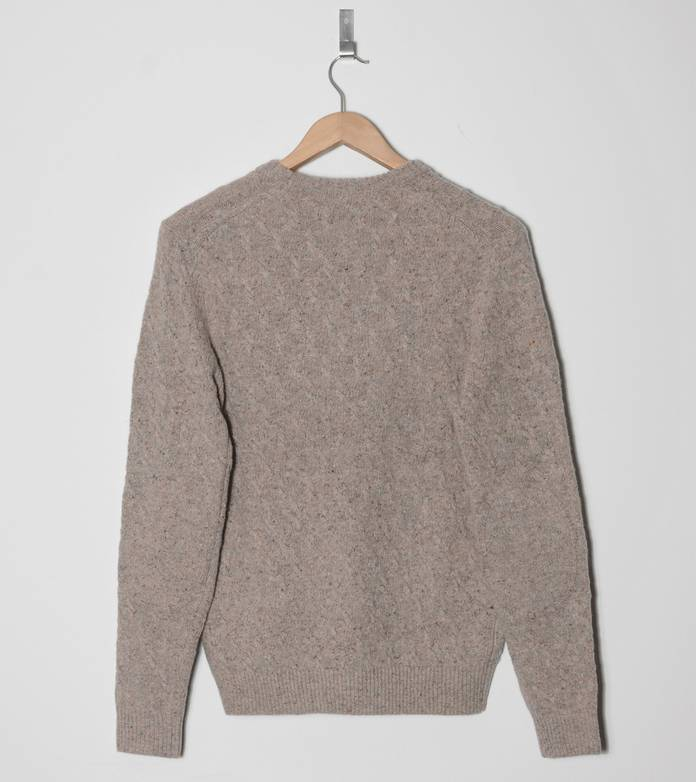 Farah Vintage Rothman Cable Knit