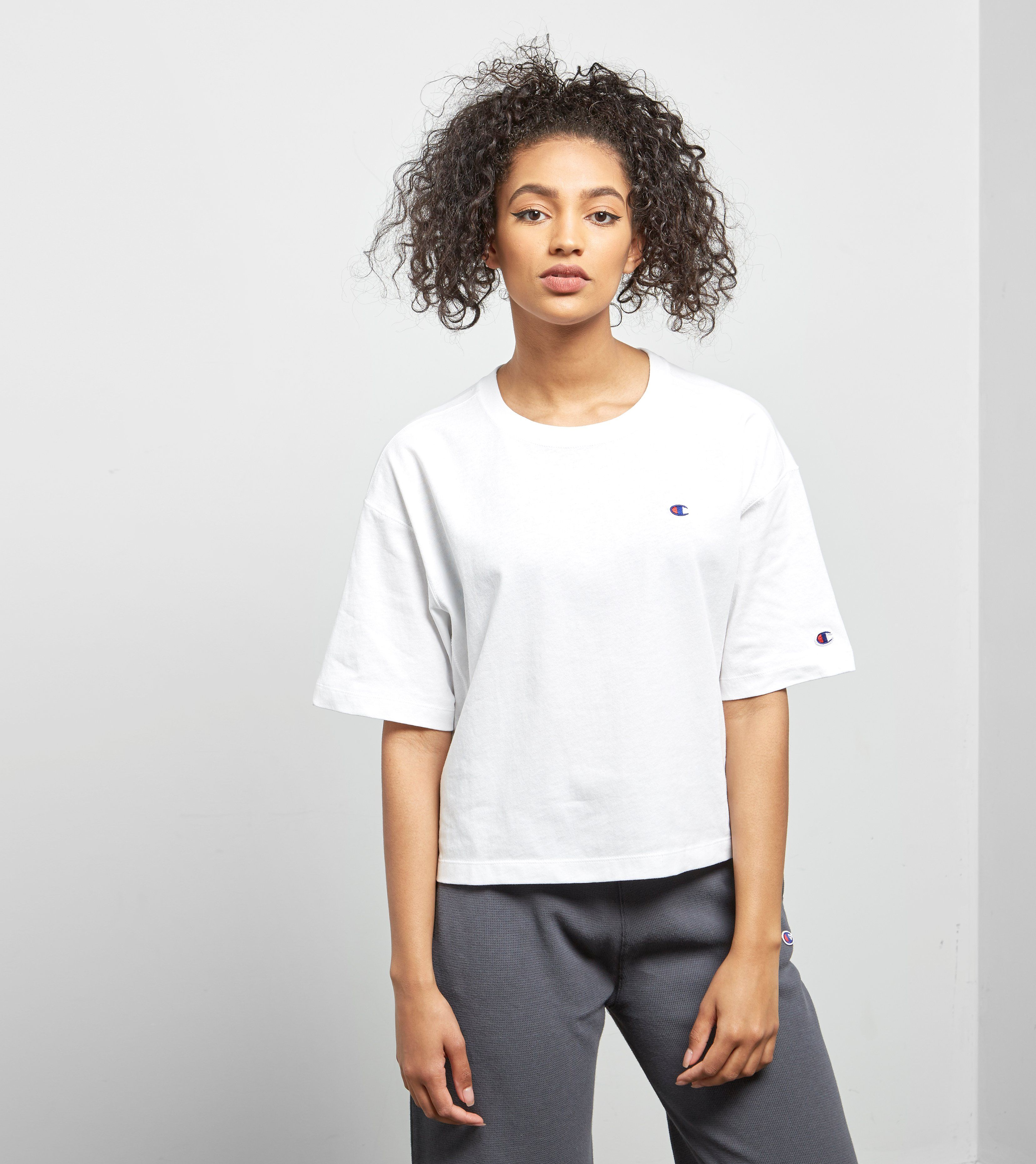 Champion Cropped T-Shirt