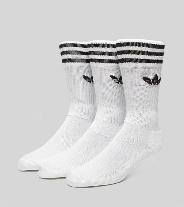 b878fc4ef530 adidas Originals 3 Pack Socks