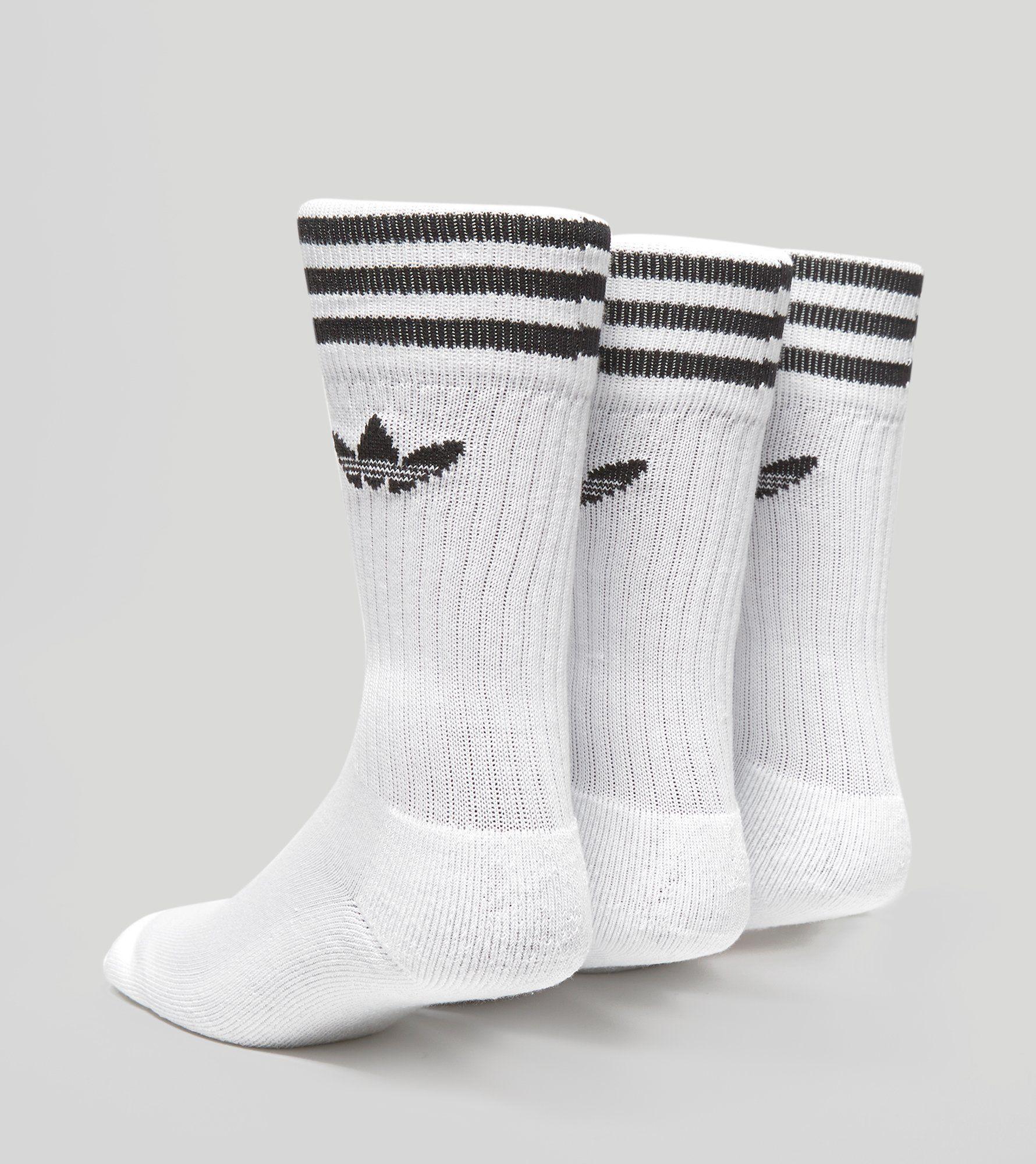 adidas Originals 3 Pack Socks