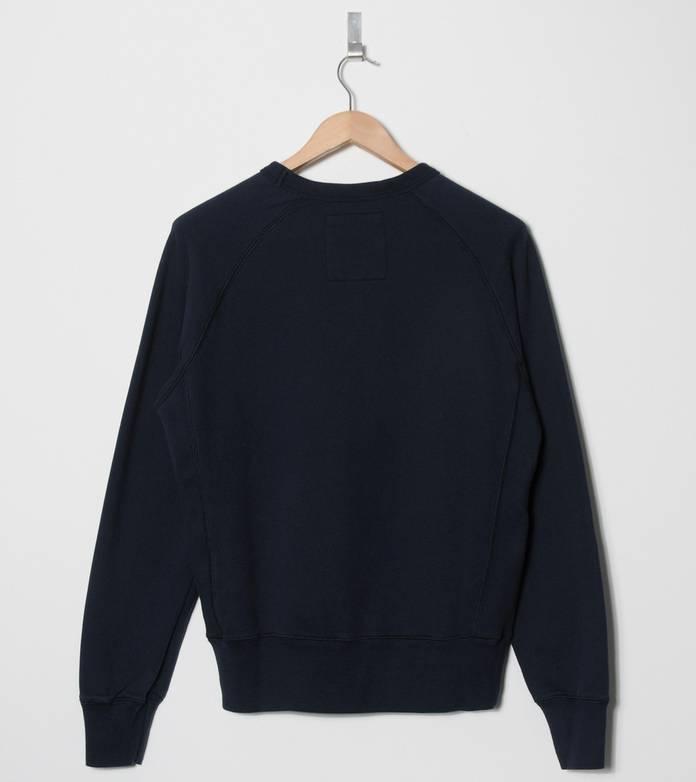 Franklin & Marshall Script Sweatshirt