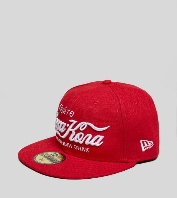 New Era Coca Cola International 59FIFTY Fitted Cap  0ae075d9a127