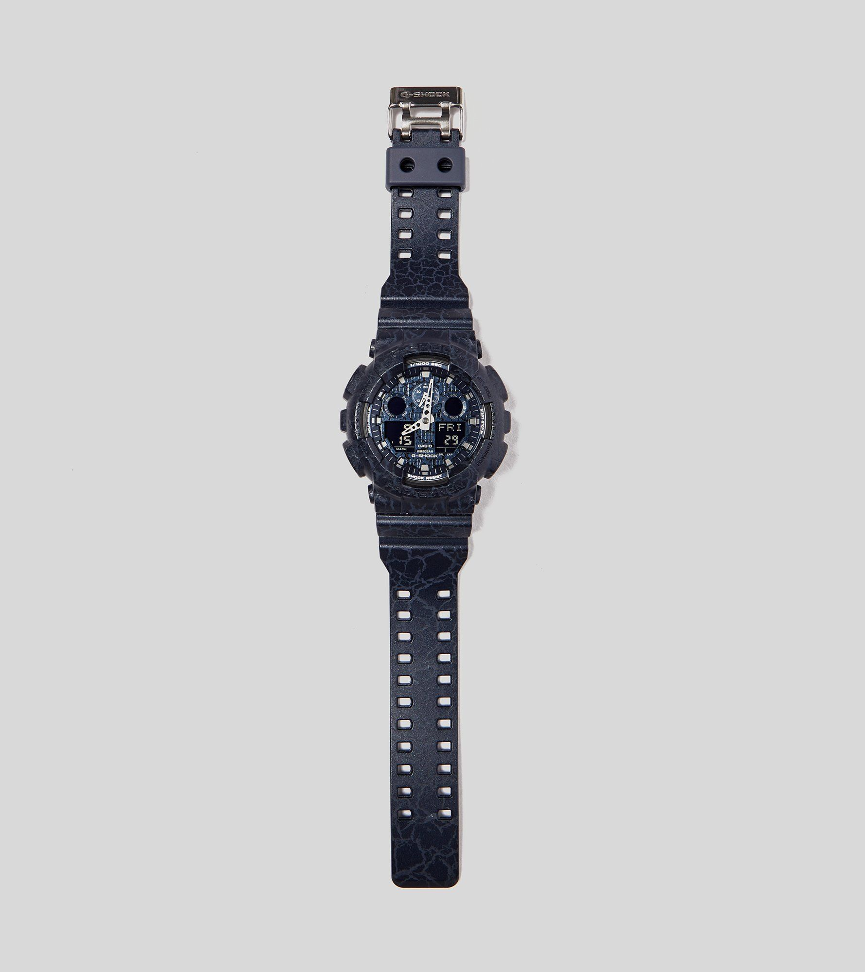 G-Shock GA100CG2AER Cracked Watch