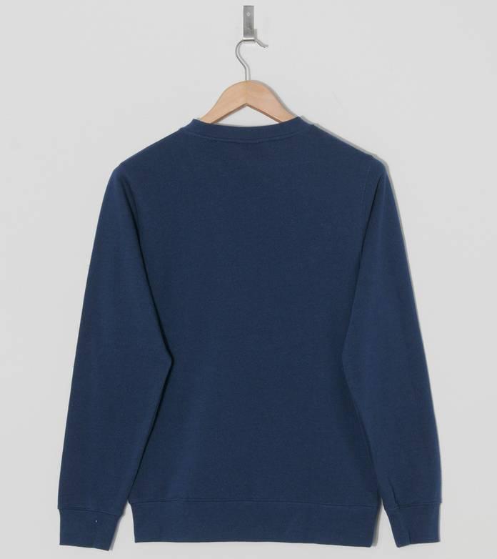 Stussy Stock Felt Sweatshirt