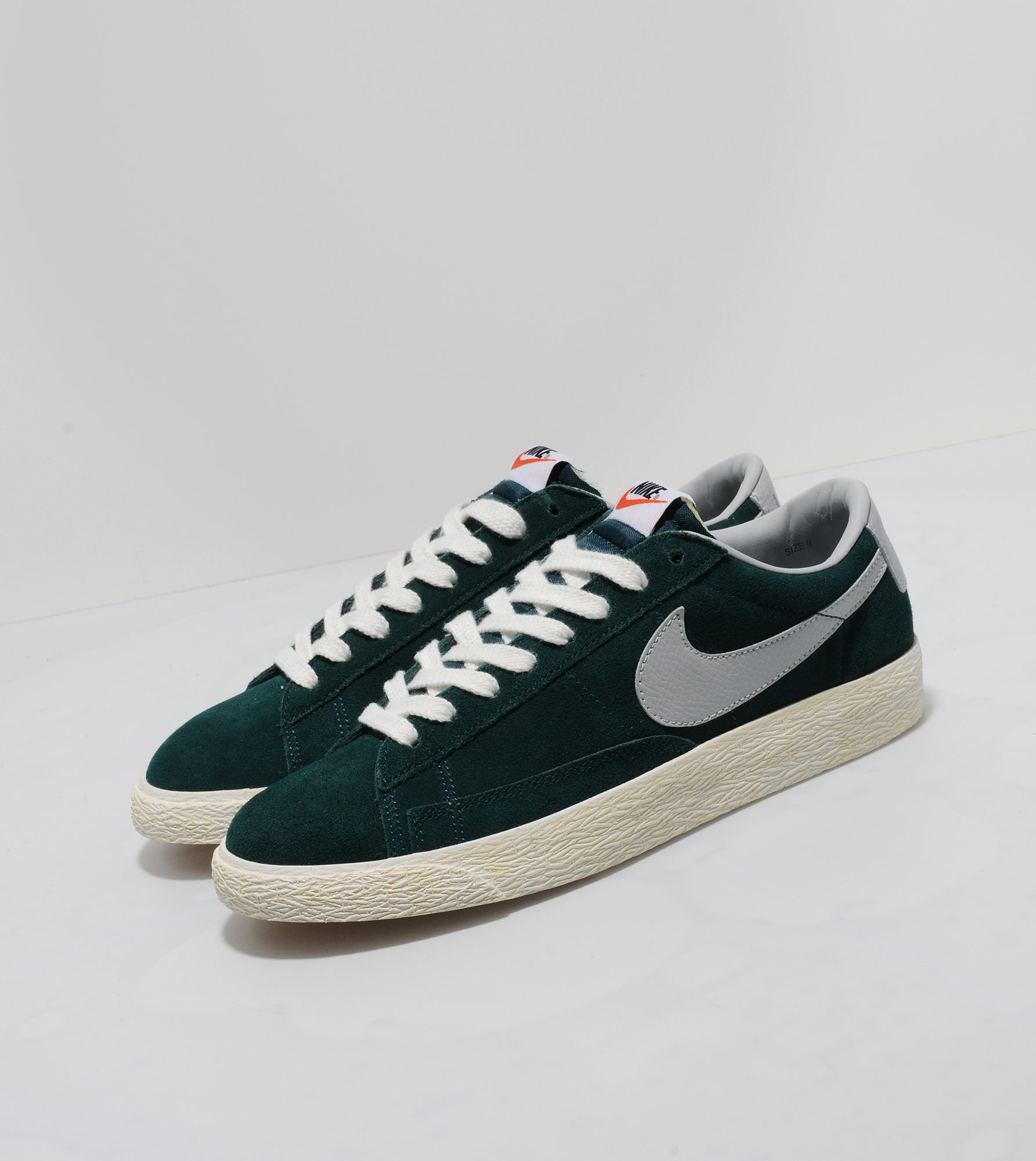 50% price classic styles no sale tax hot nike blazer low vintage suede c5af3 8a272