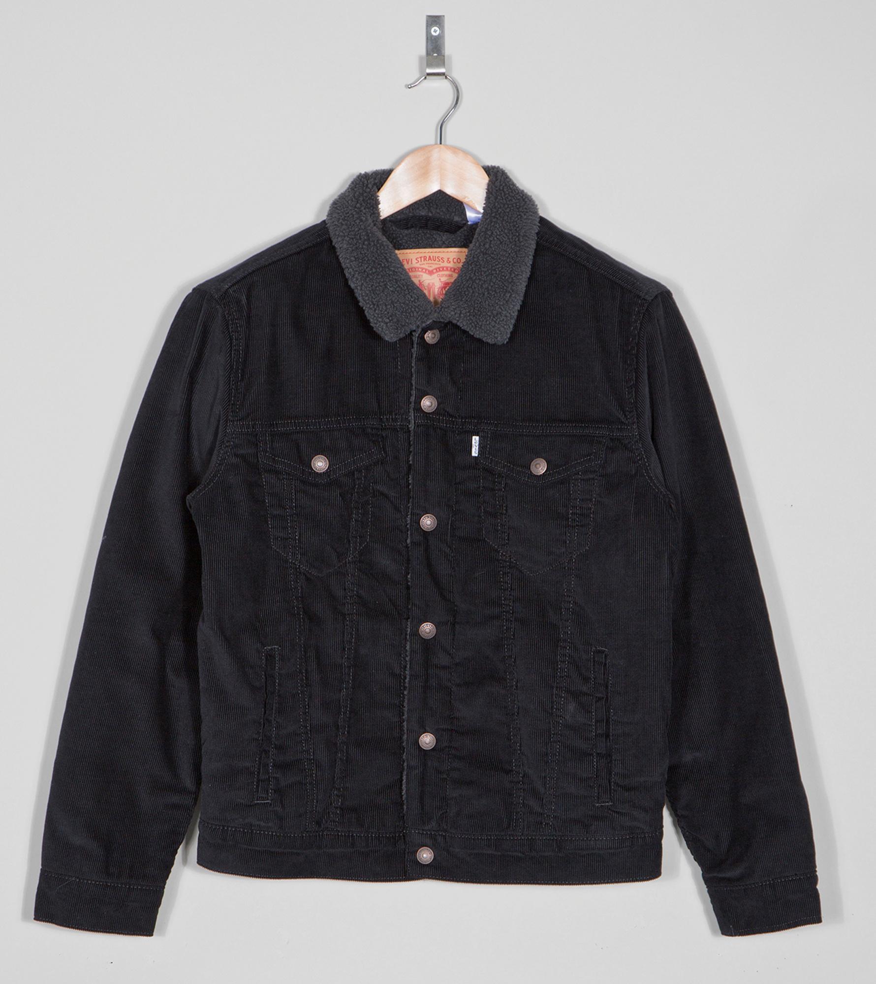 Levi cord jacket uk