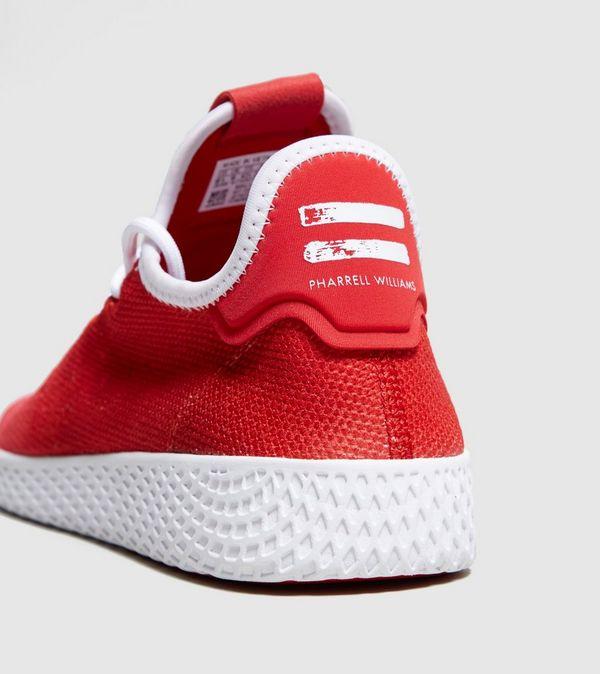 Købe Adidas Superstar 80s Primeknit Lush Rød Hvid Lush Rød