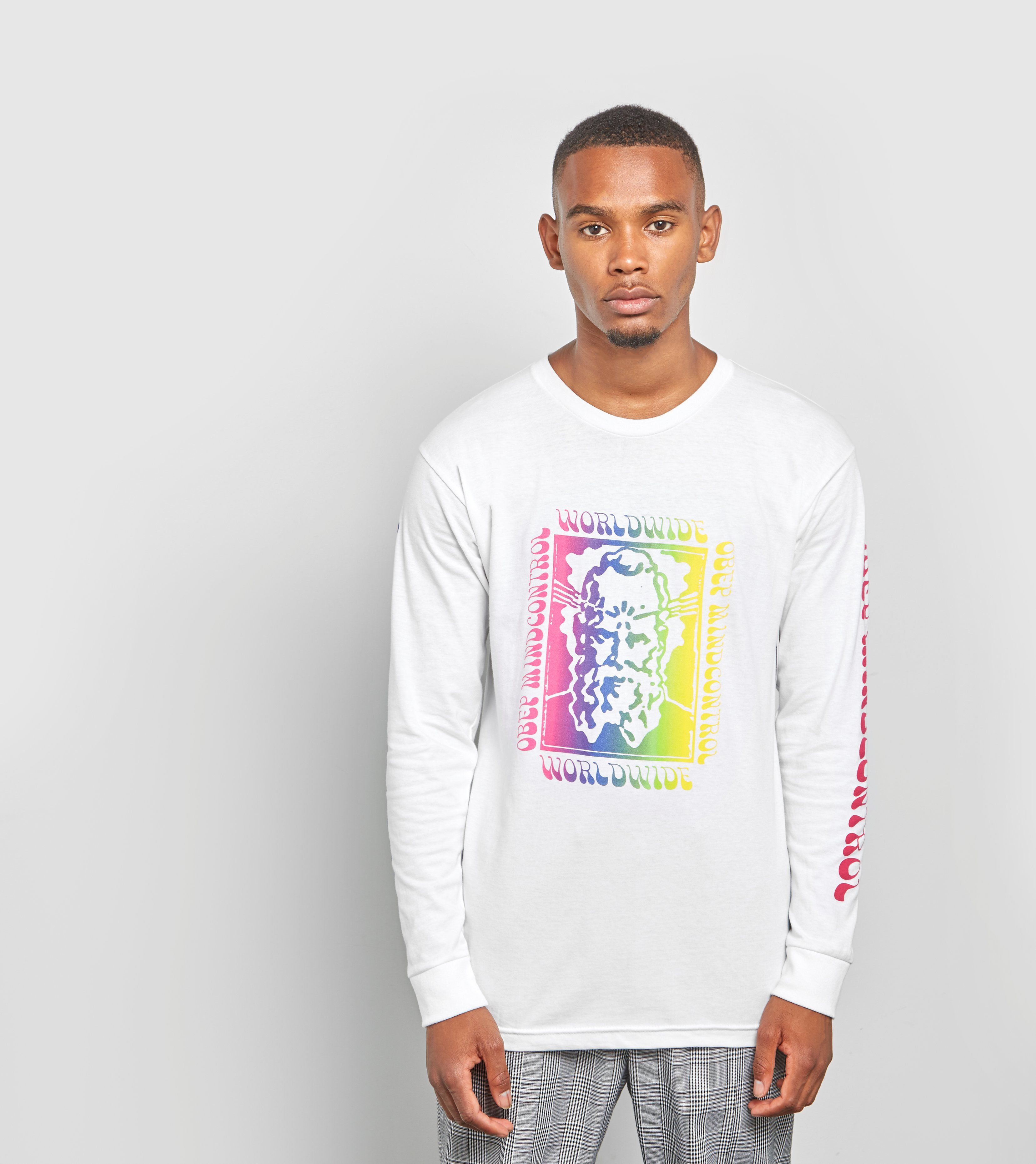 Obey Mindful Long Sleeved T-Shirt