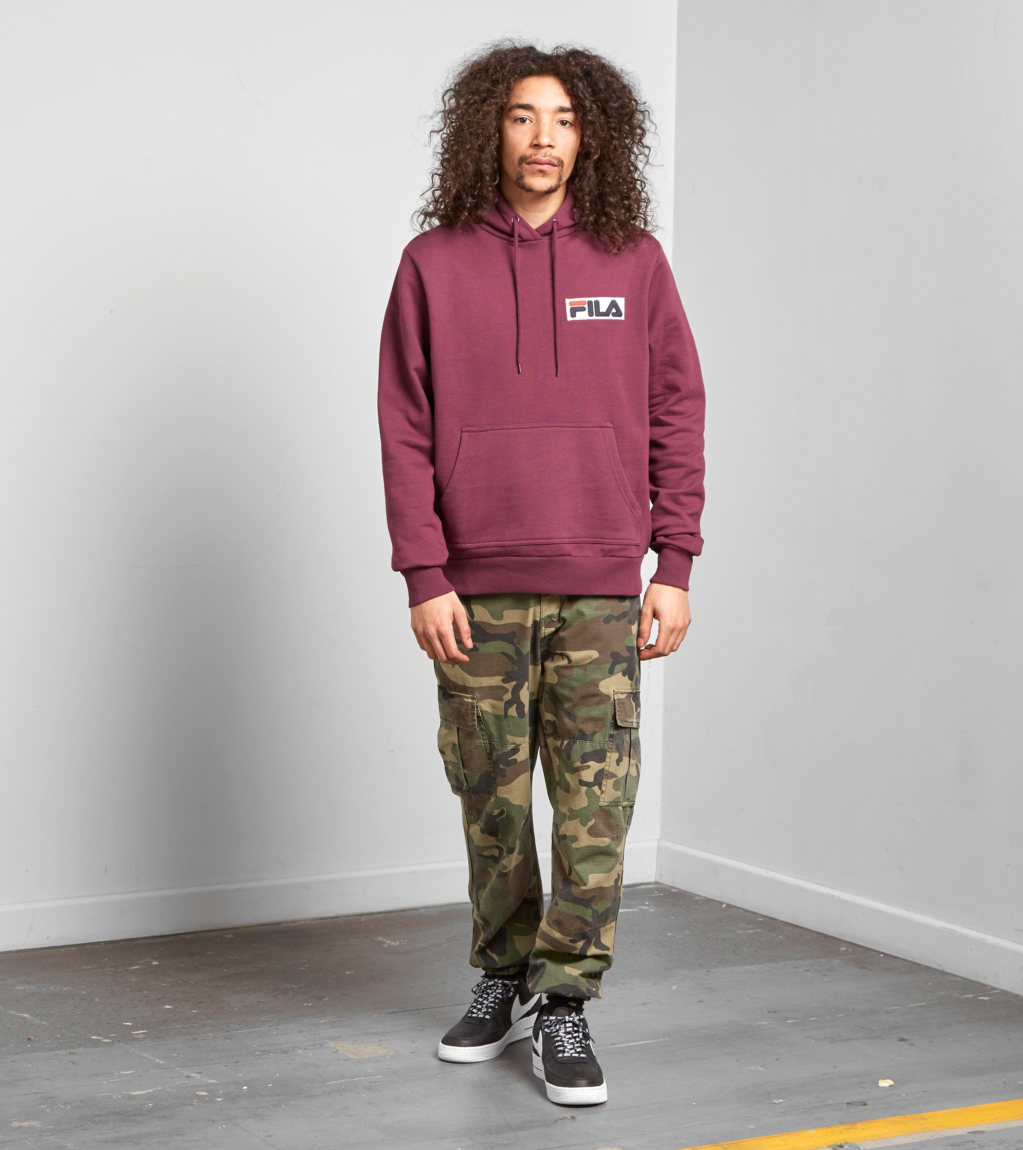 Fila Rupe Hoody - size? Exclusive