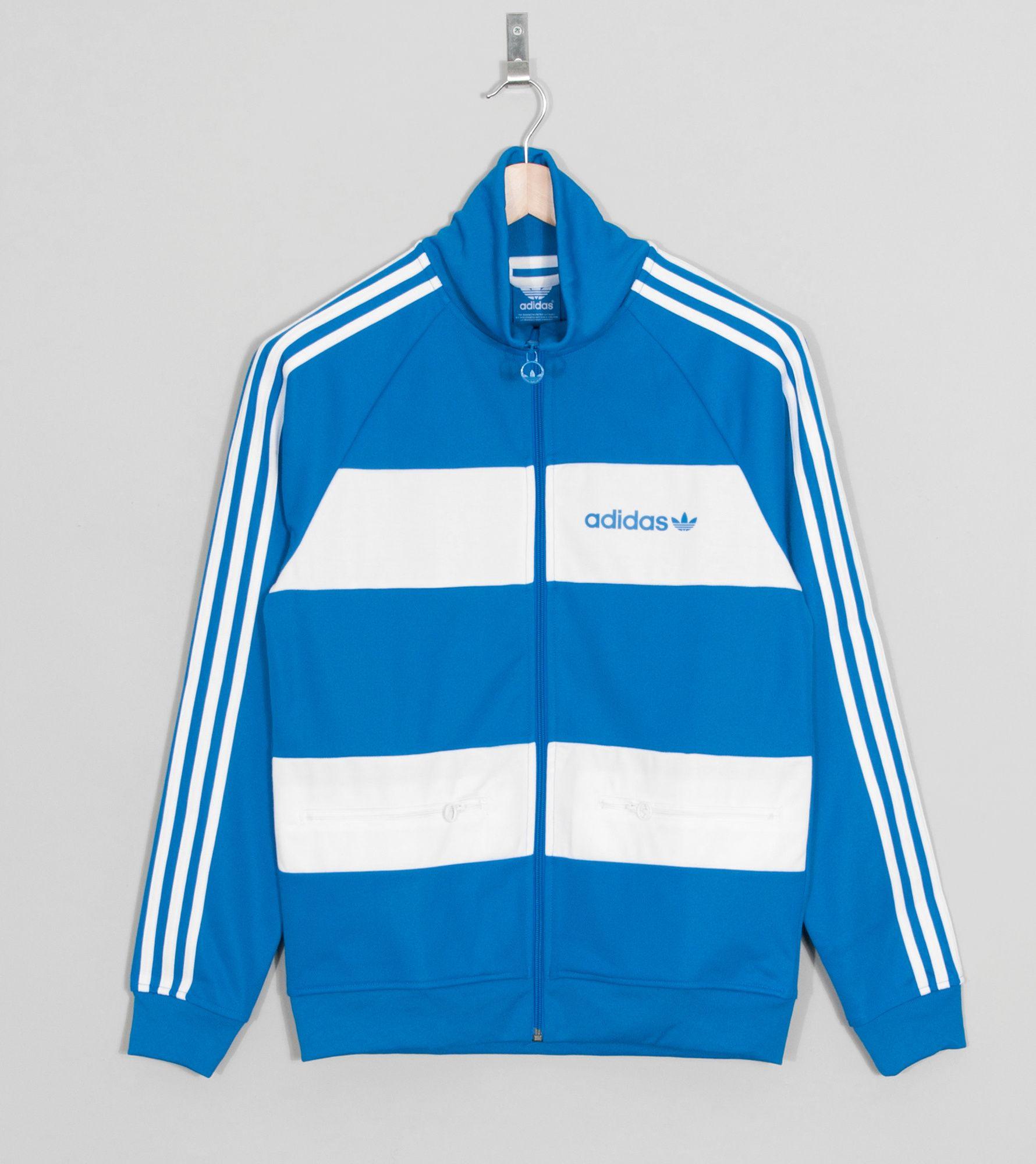 Adidas Originals Vintage Beckenbauer Track Top Size