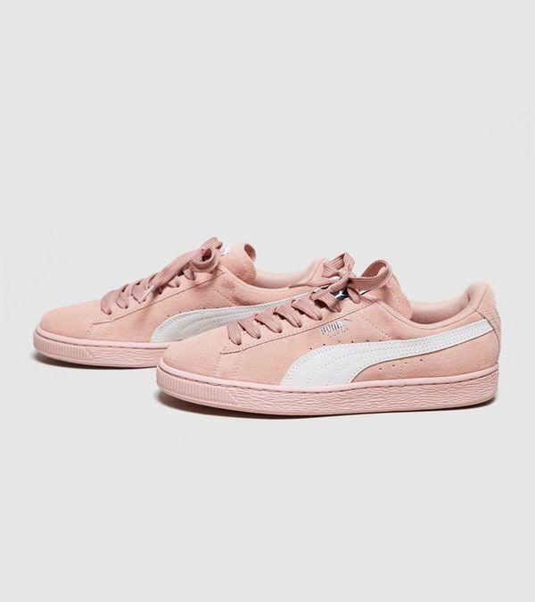 sneakers puma suede femme