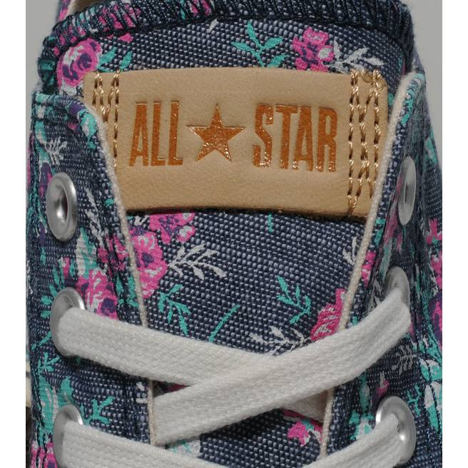 Converse All Star Ox Floral