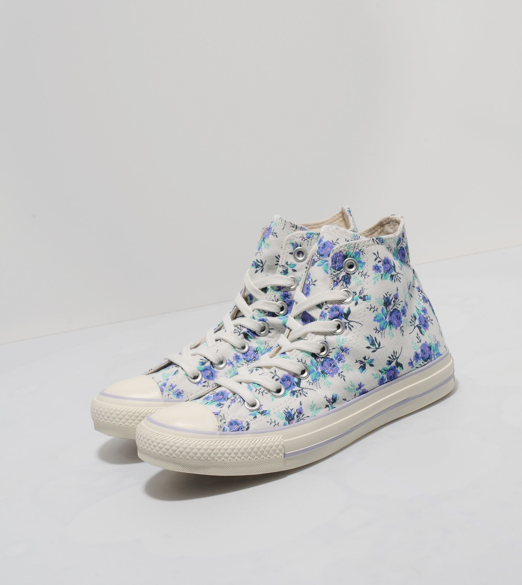 Converse All Star Hi Floral
