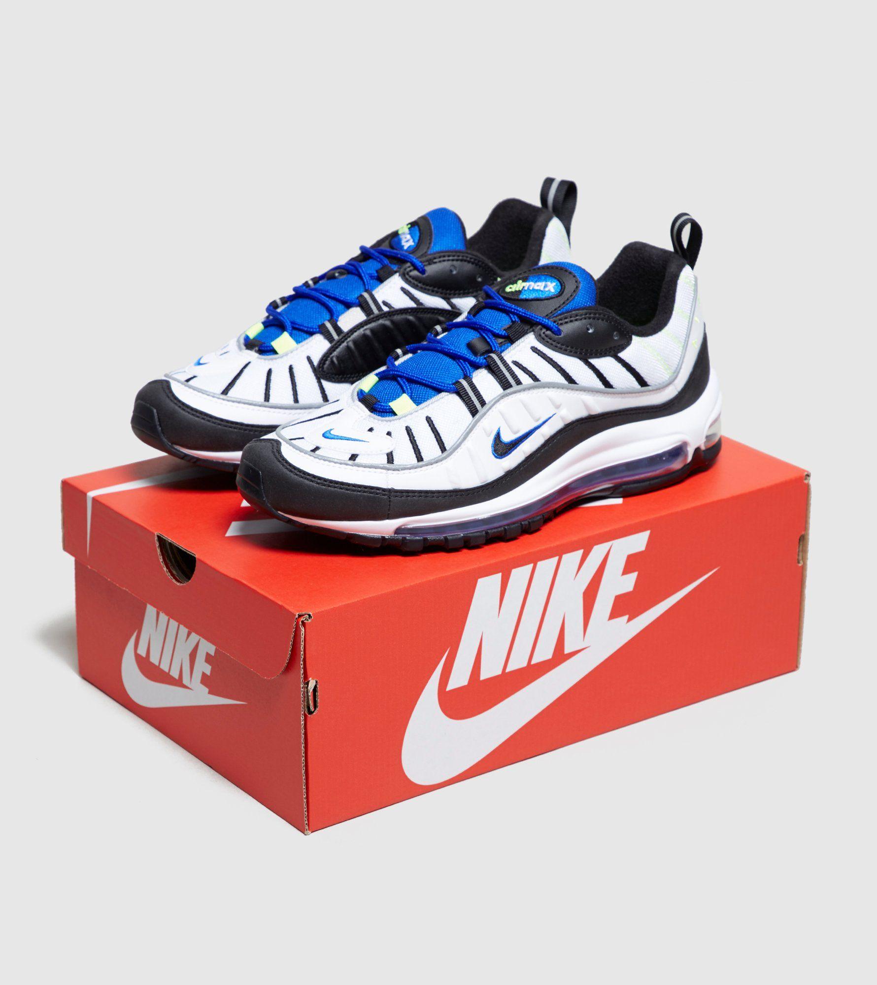Nike Air Max 98 'Sprite'