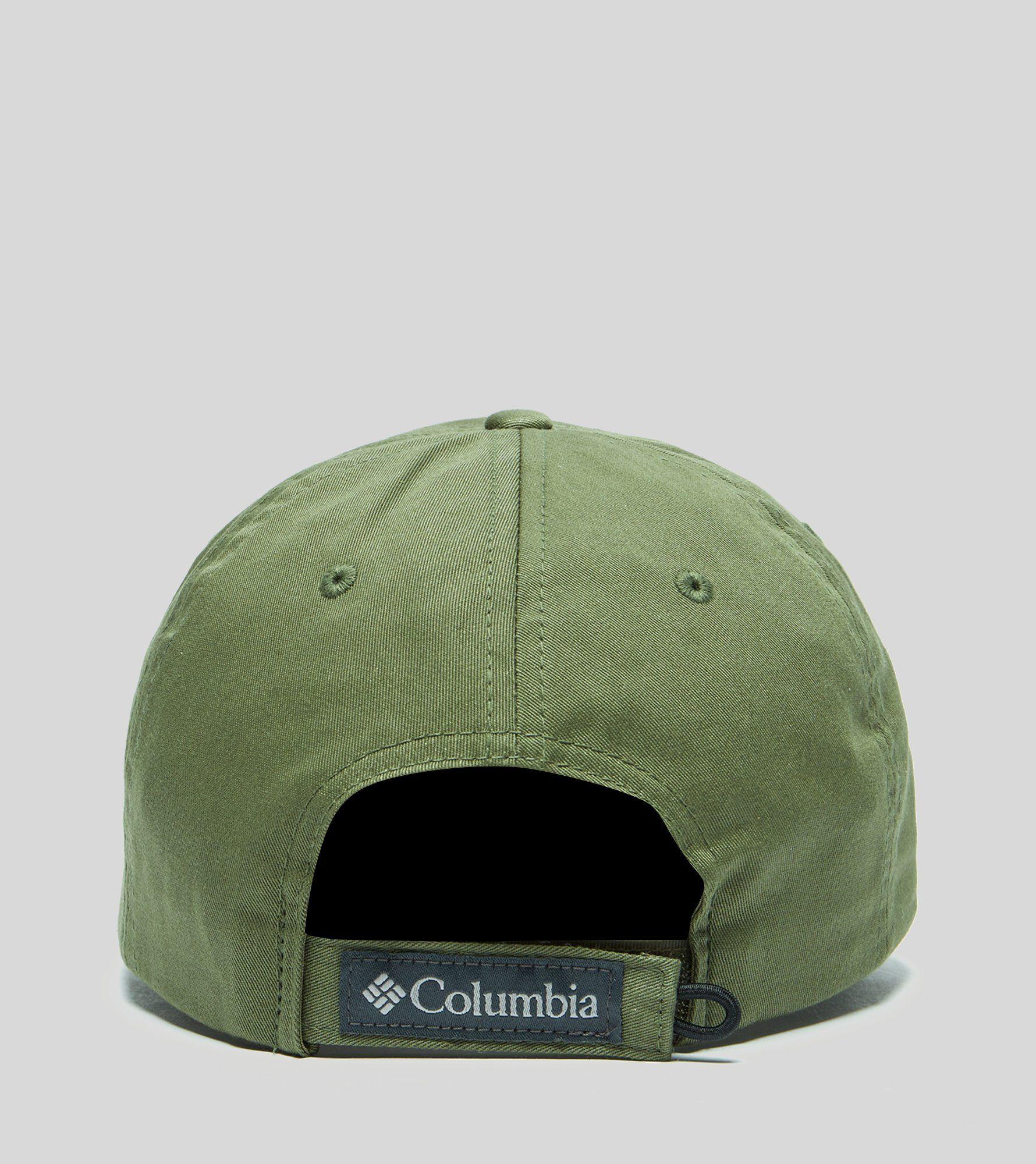 Columbia ROC Logo Cap