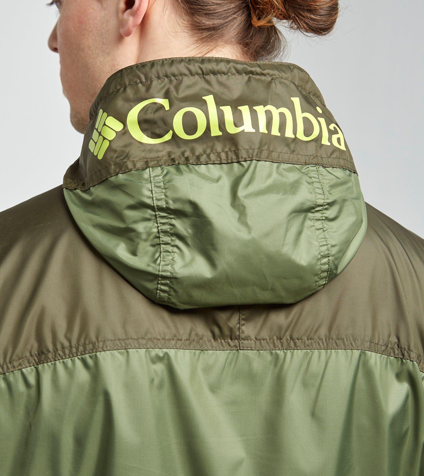 Columbia Challenger Lightweight 1/2 Zip Jacket