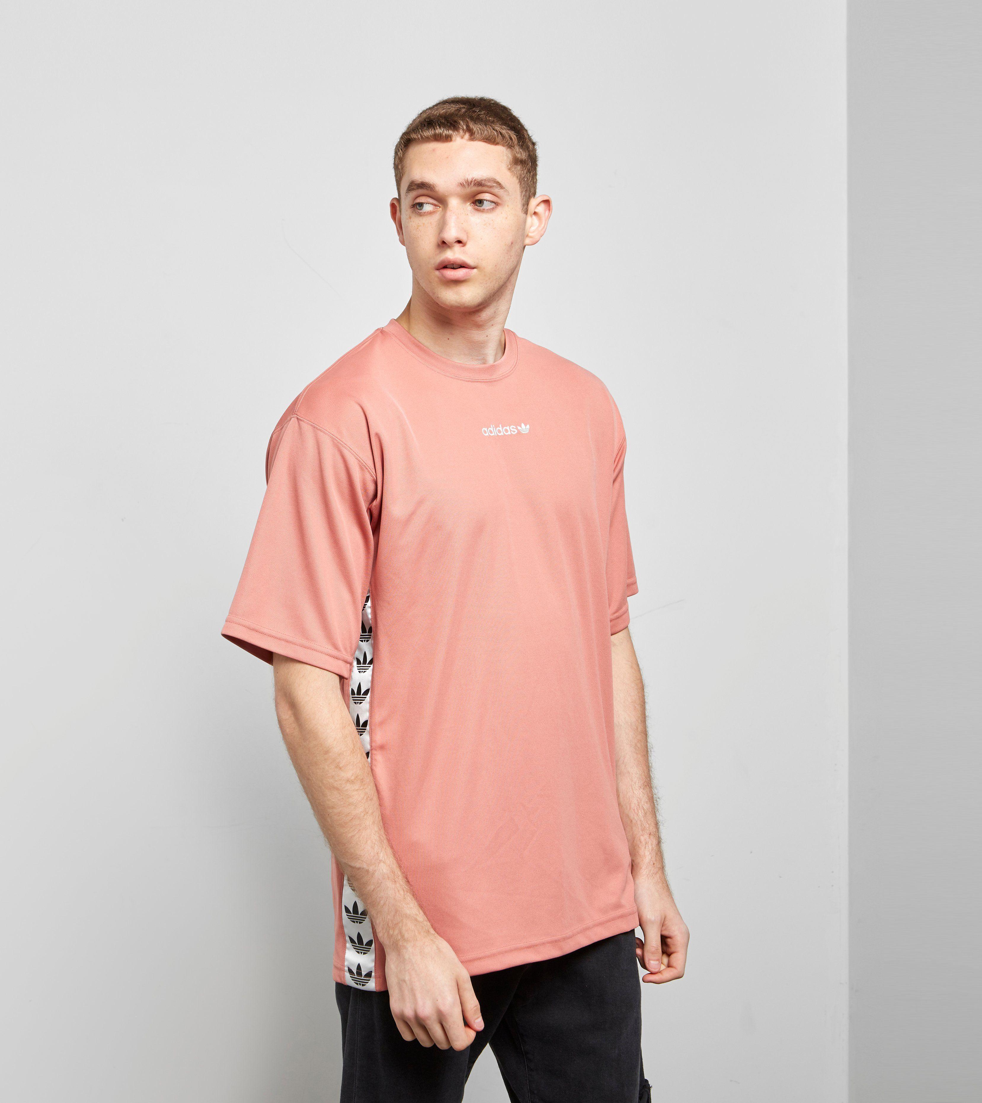 adidas Originals Tape T-Shirt - size? Exclusive