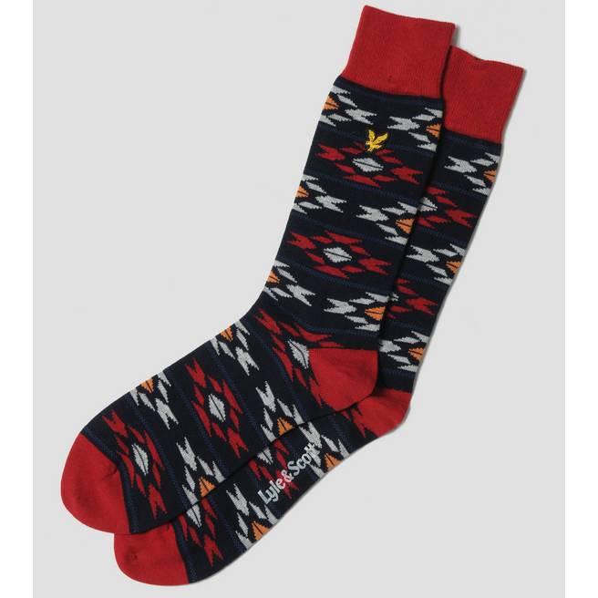 Lyle & Scott Wild Sock