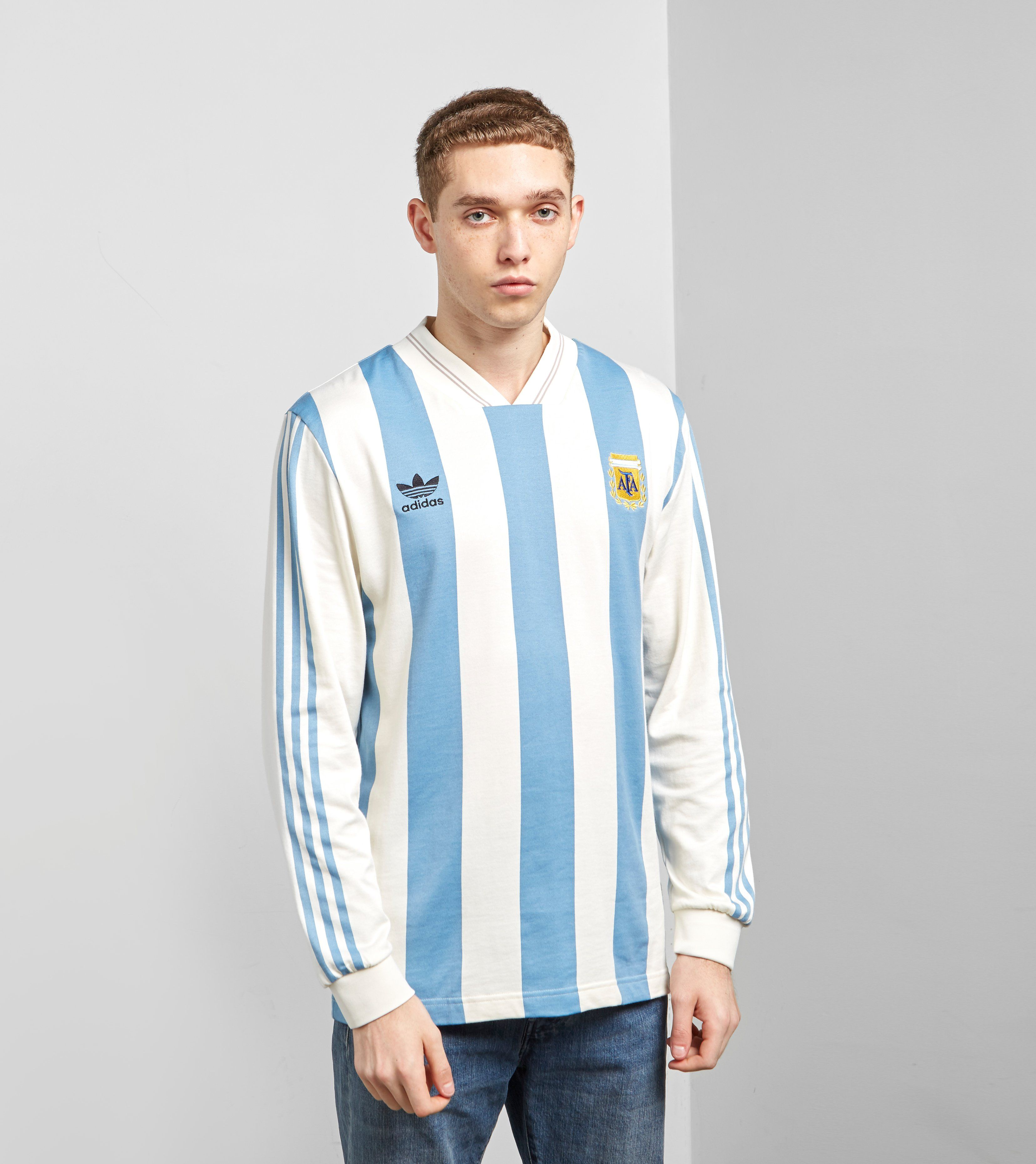 adidas Originals Argentina 1987 Football Jersey
