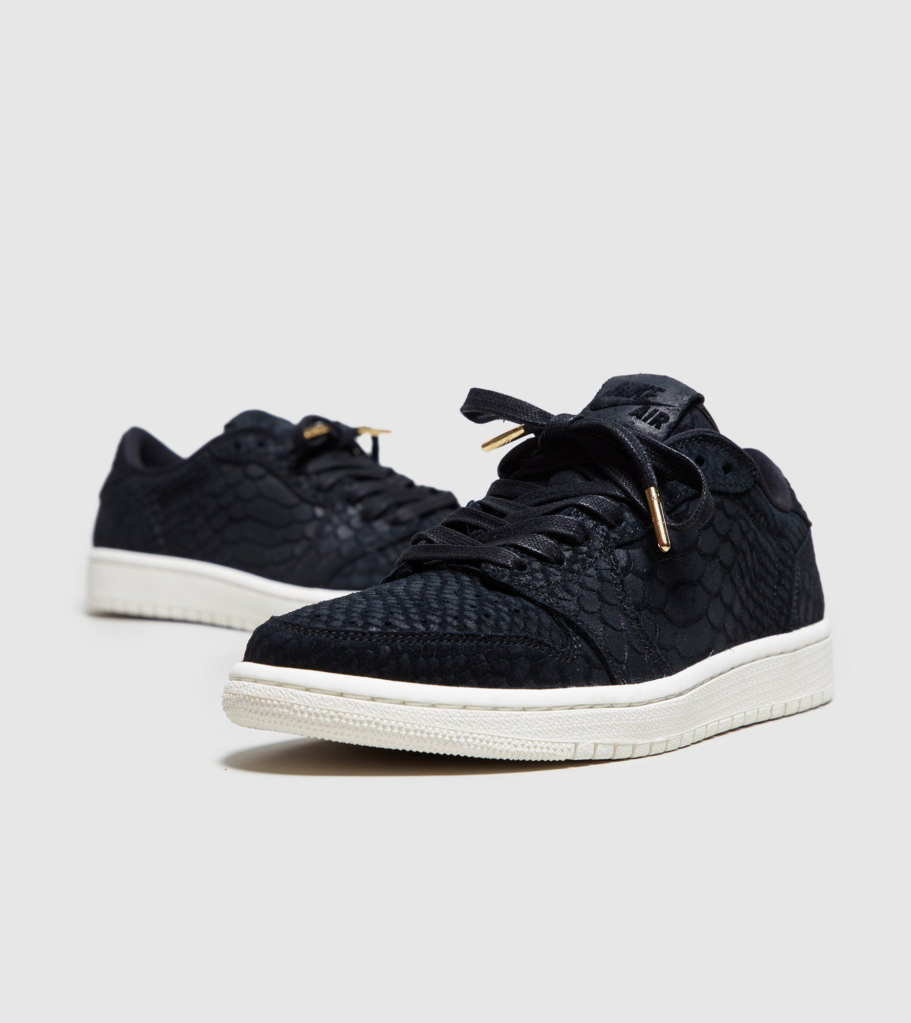 Jordan 1 Retro Low No Swoosh Women's
