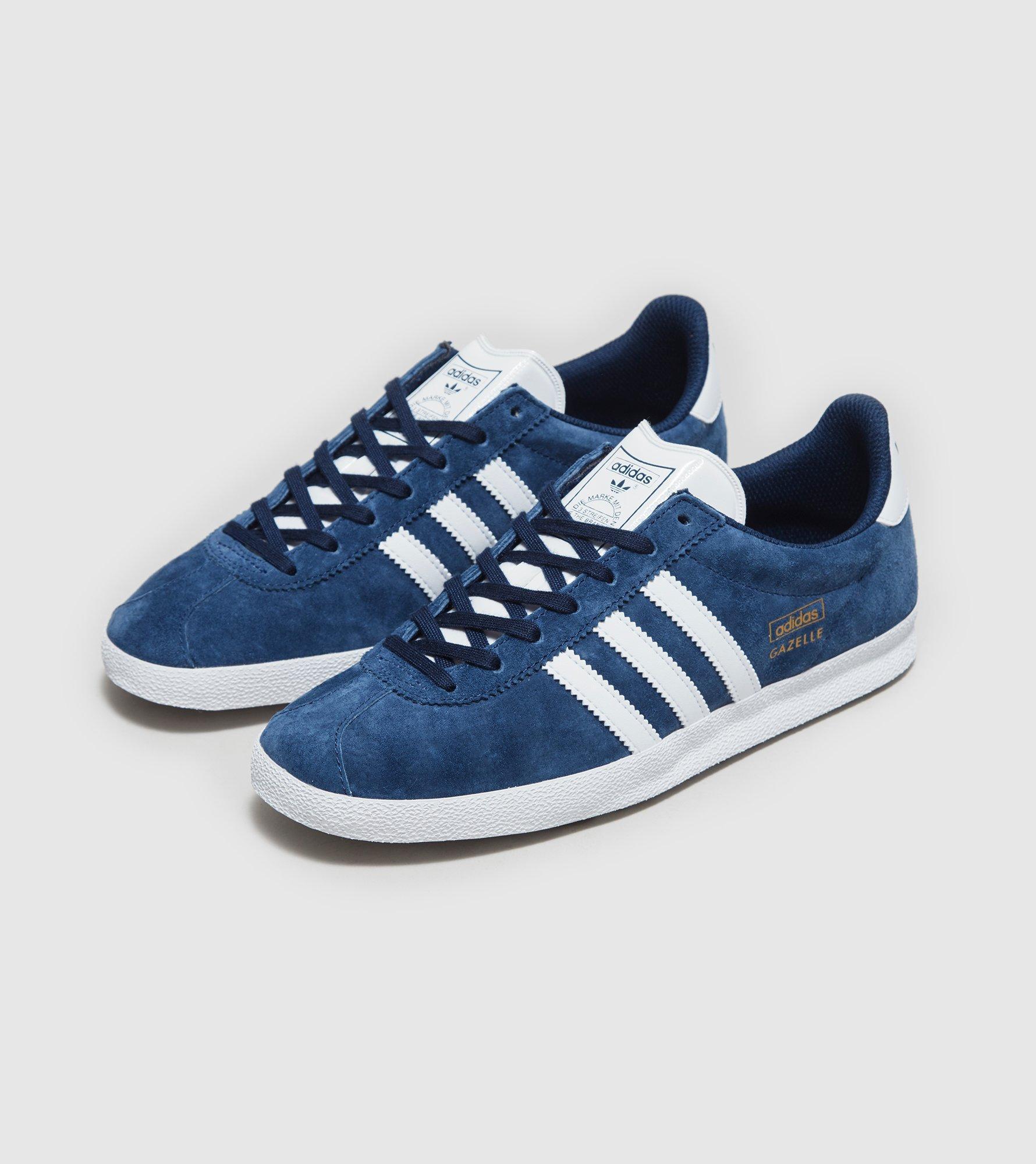 Adidas Originals Gazelle 2 - Dark Indigo/Blue/White