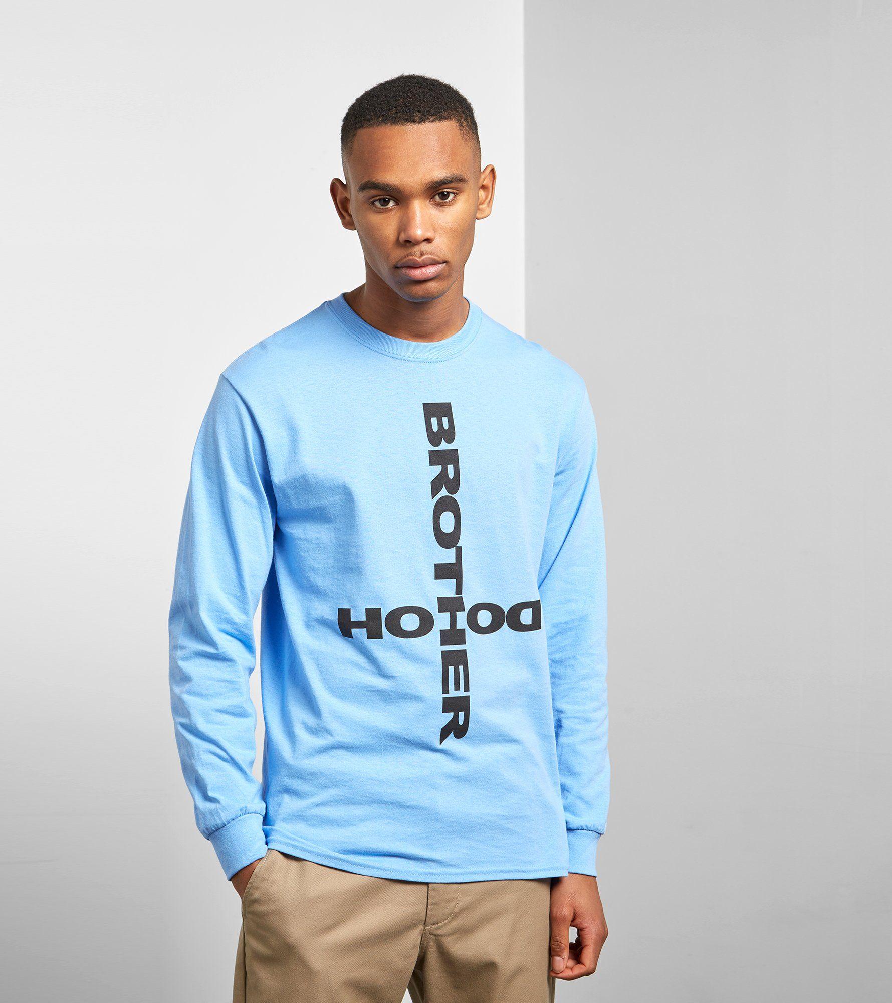 Brotherhood Cult långärmad T-skjorta