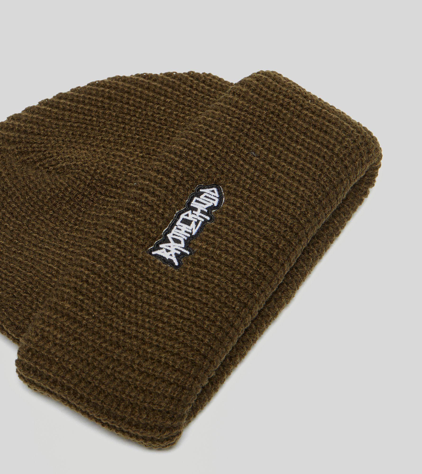 Brotherhood Warp Logo Knitted Hat