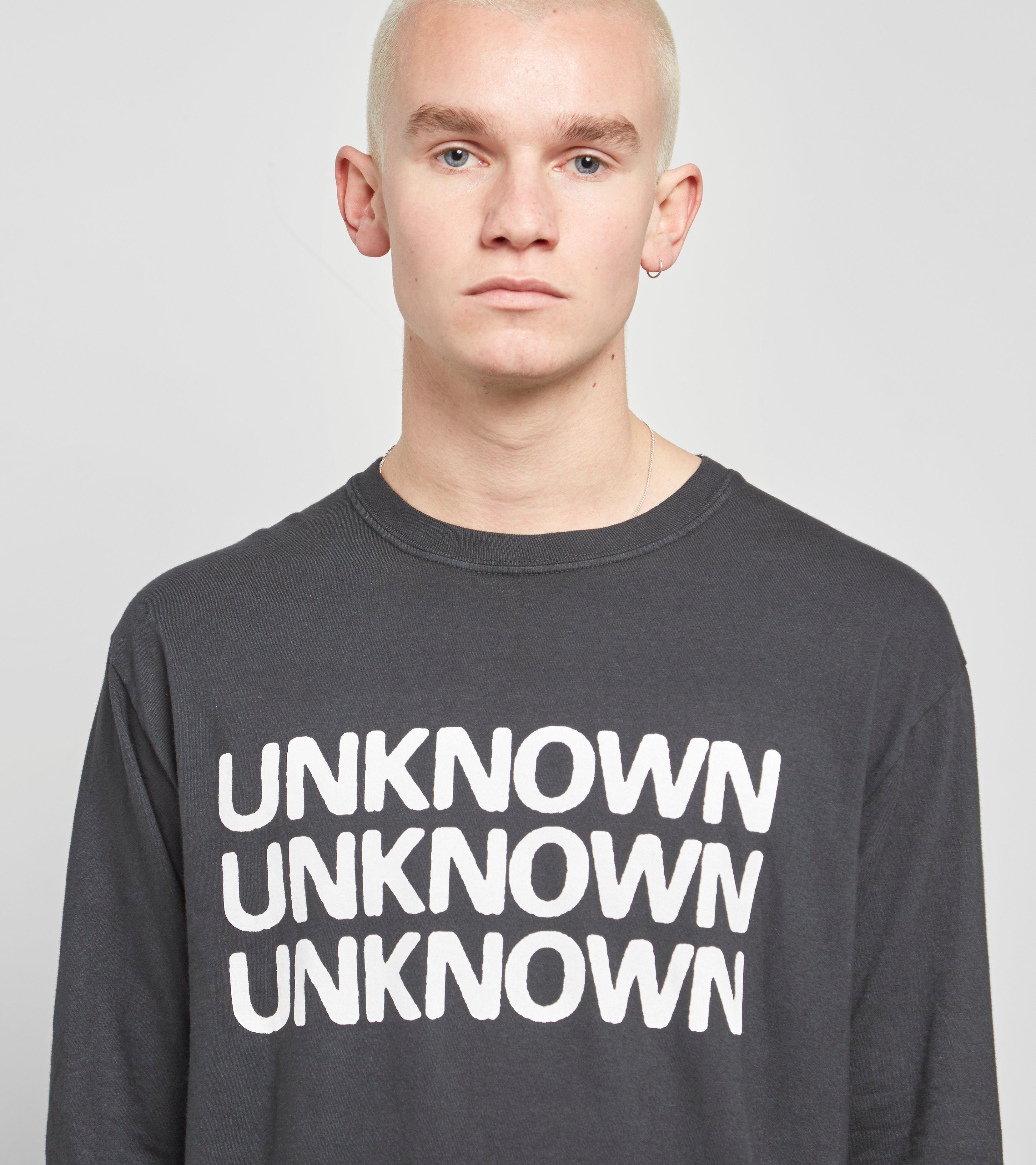 Tonal Långärmad Unknown T-skjorta