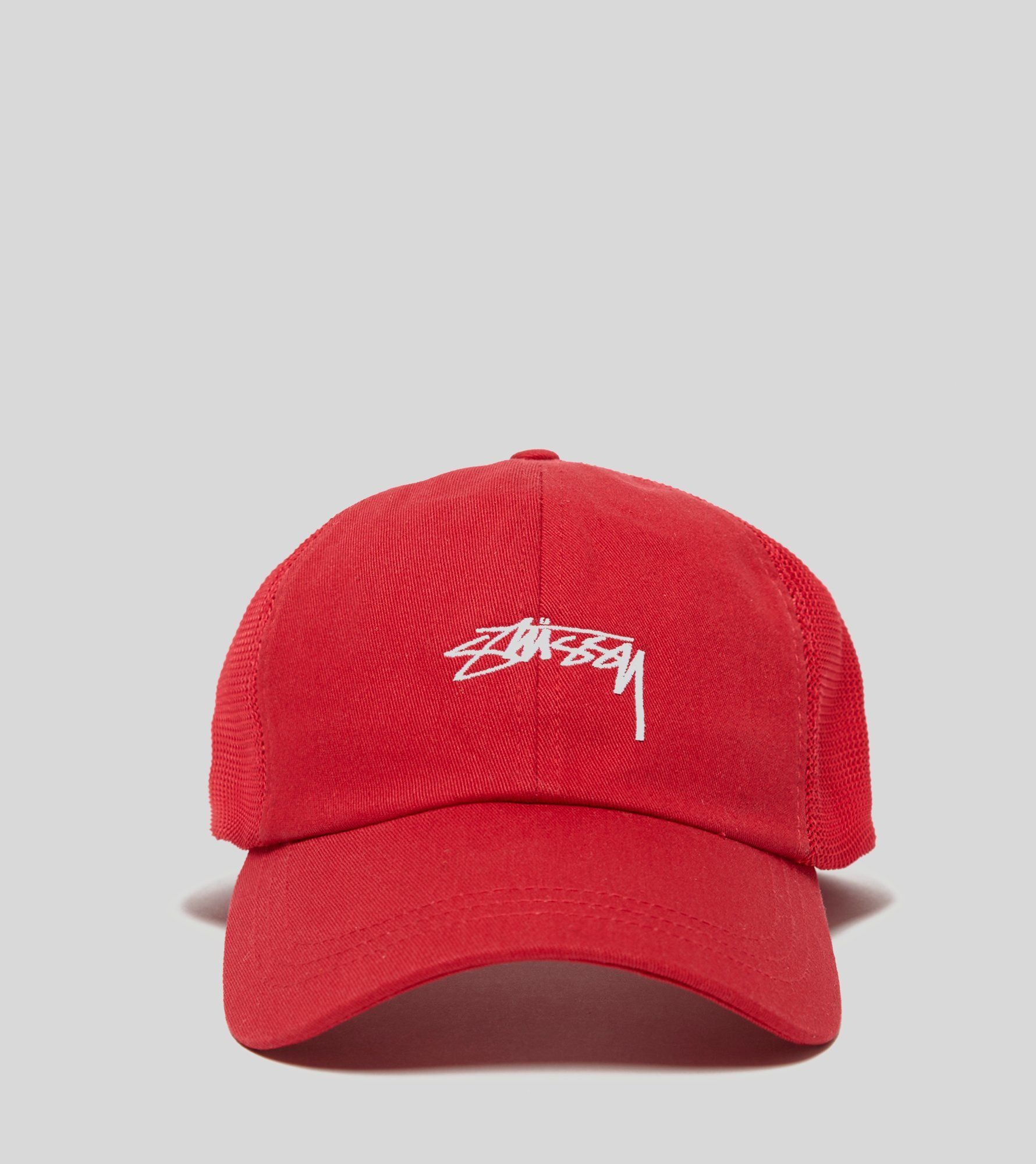 Stussy Stock Low Pro Trucker Cap