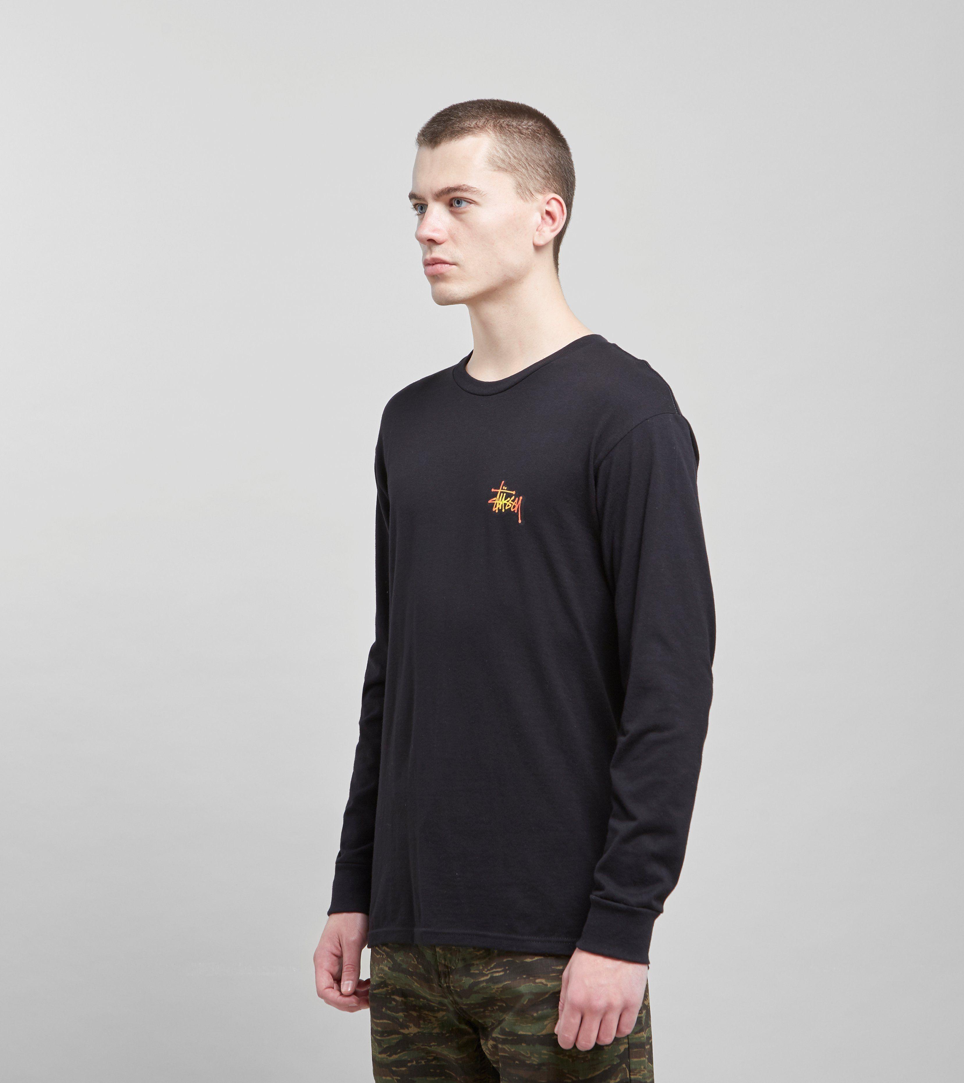 Stussy Fireball Long Sleeved T-Shirt