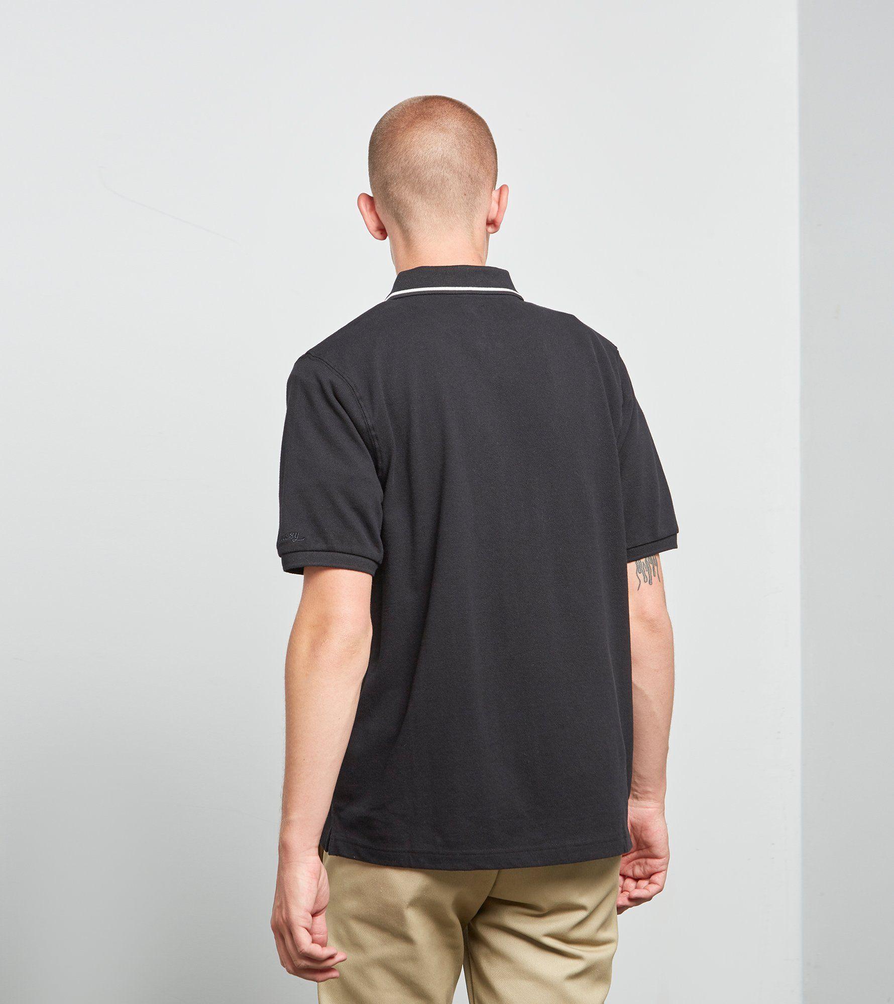 Stussy Julian Full-Zip Polo Shirt