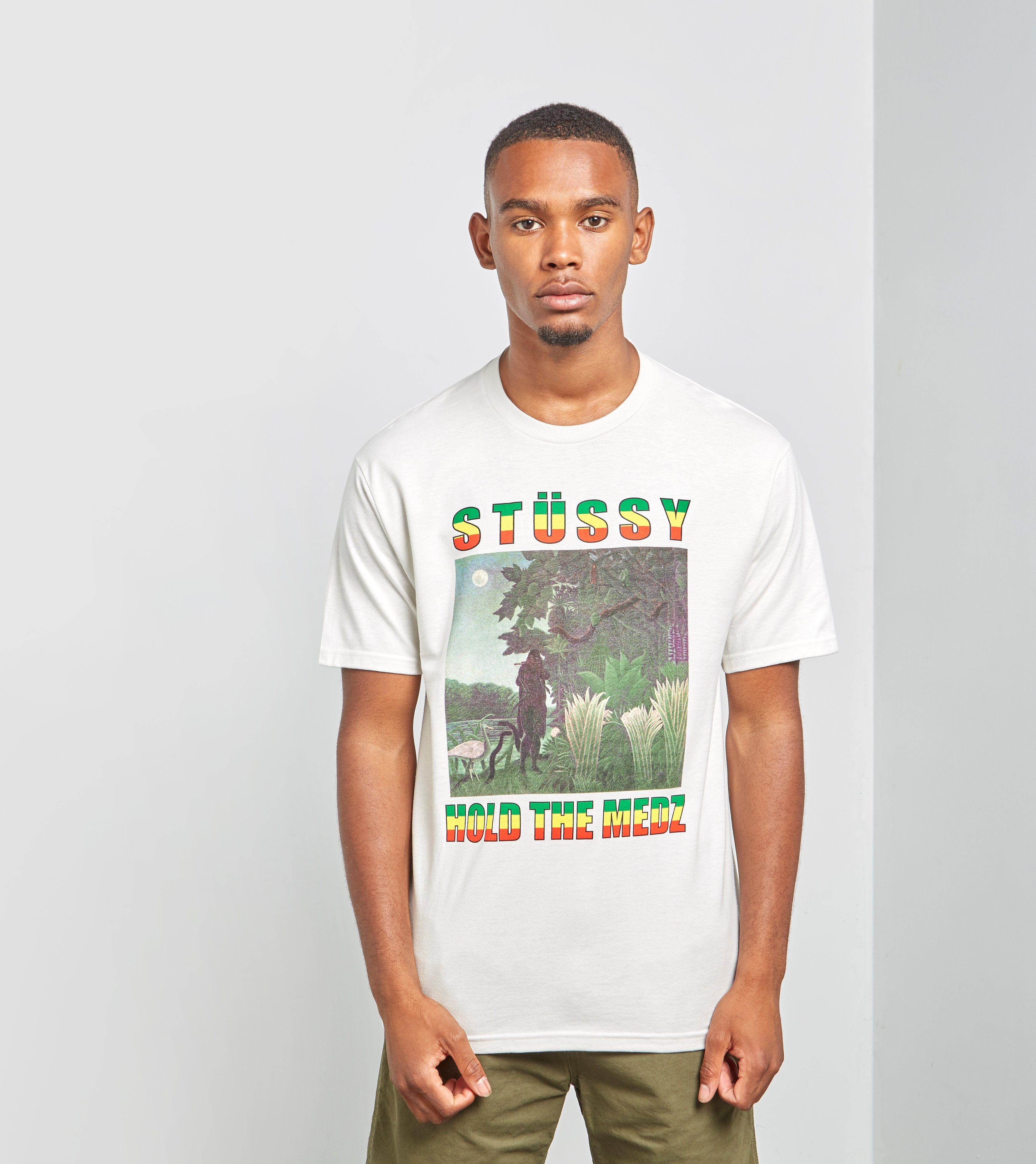 Stussy Hold The Medz T-Shirt
