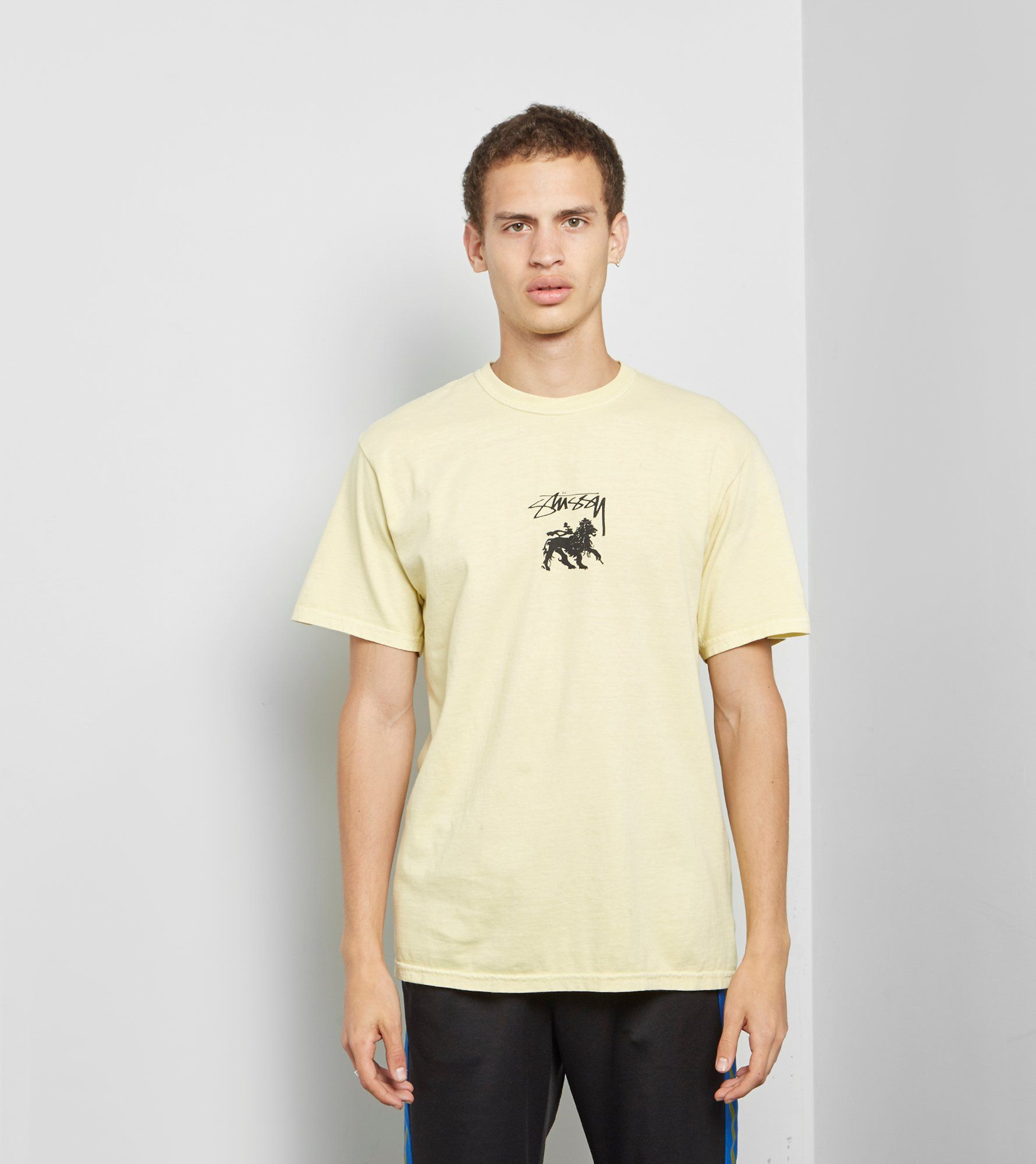 Stussy Stock Lion T-Shirt
